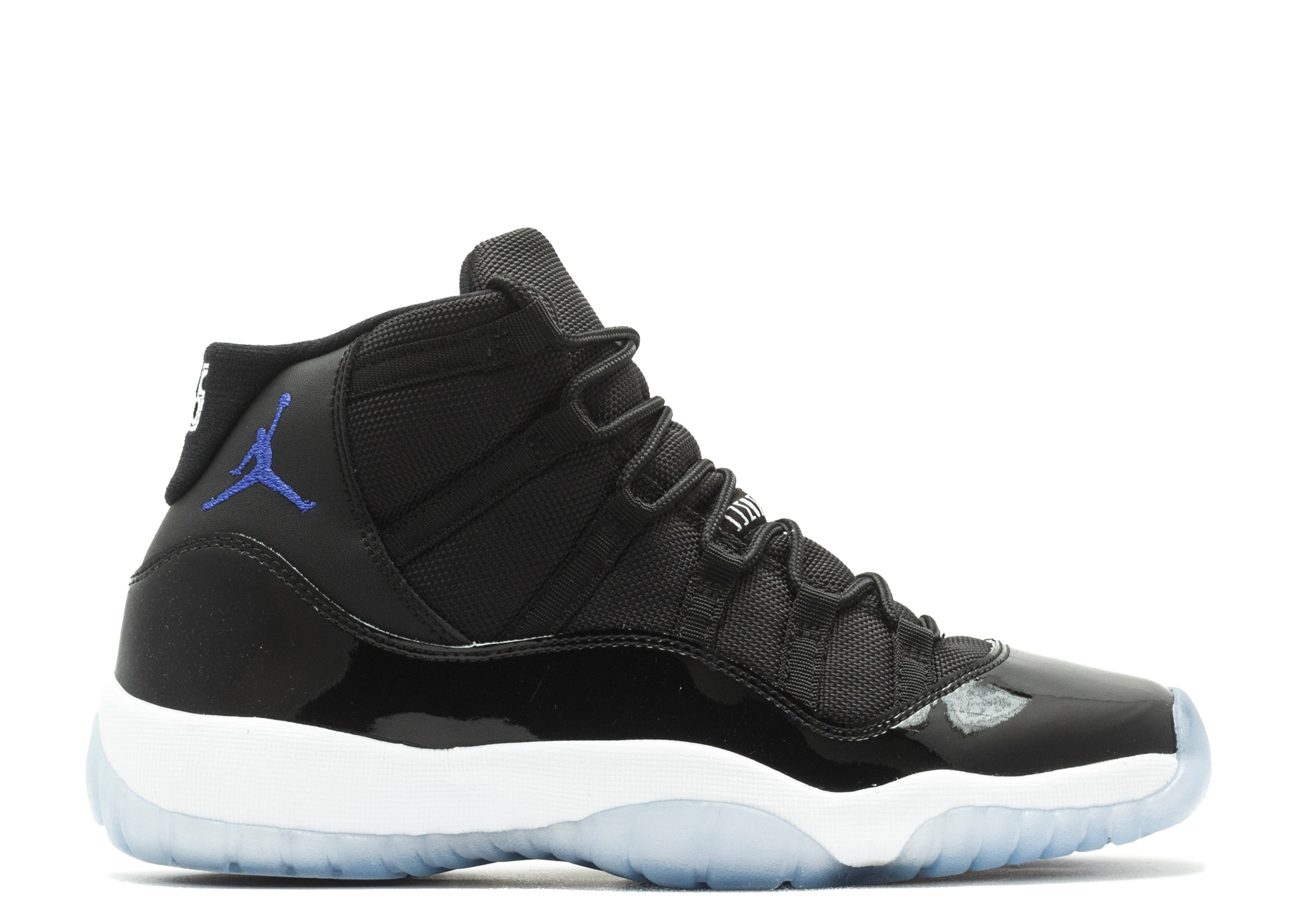 "air jordan 11 retro bg (gs) ""space jam 2016 release"""