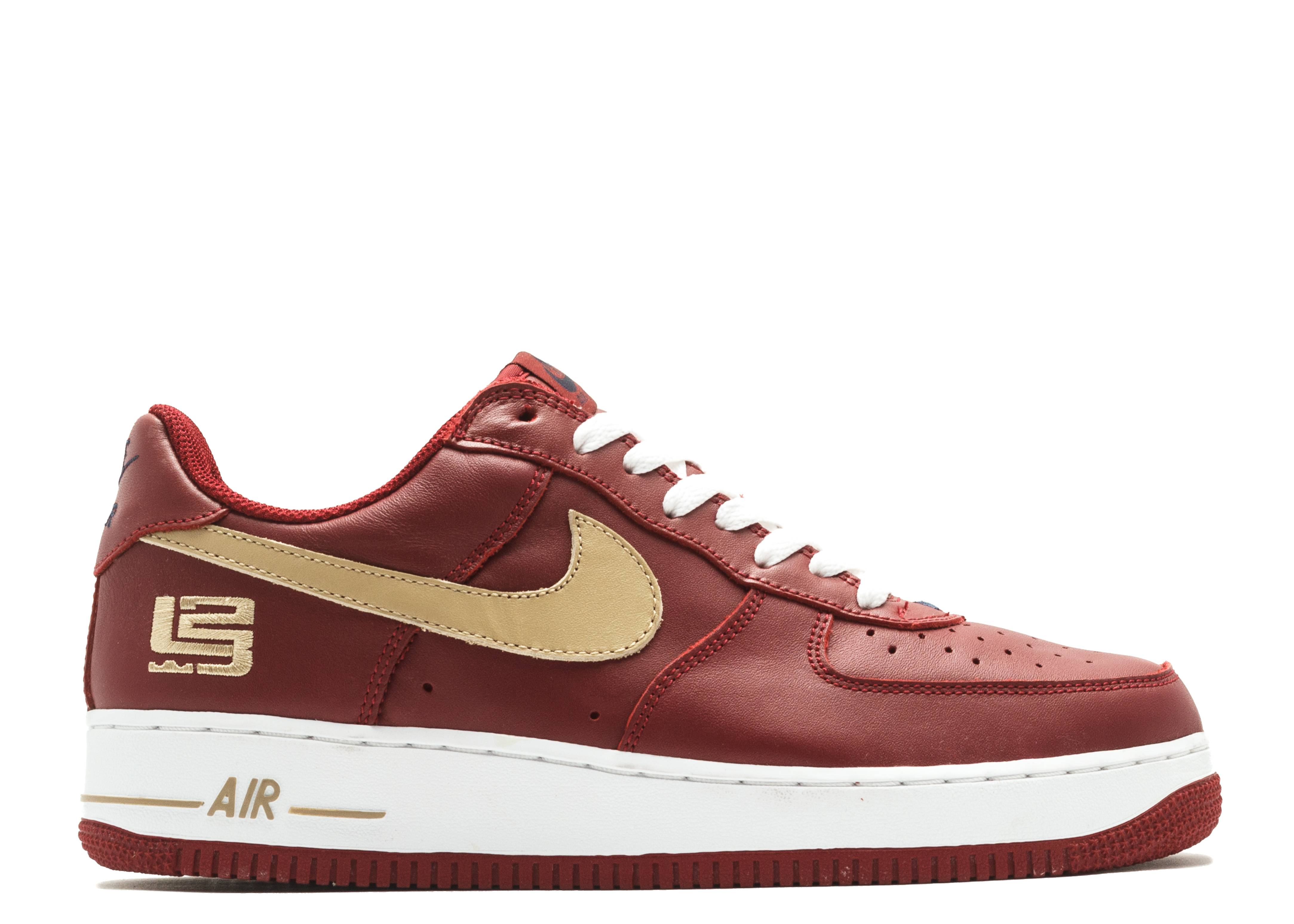 """air force 1 low """"lebron james"""""""