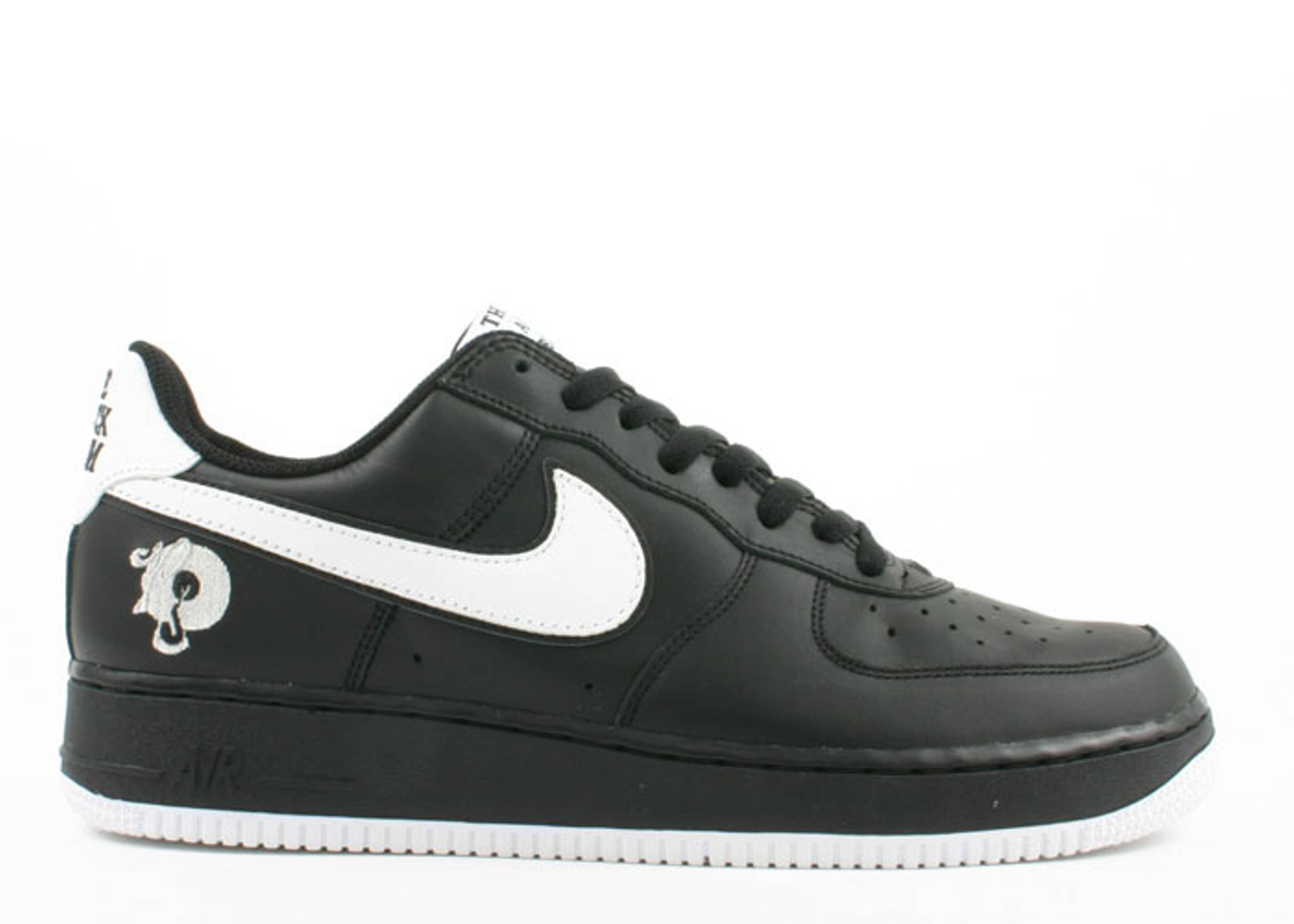 "air force 1 ""black album"""