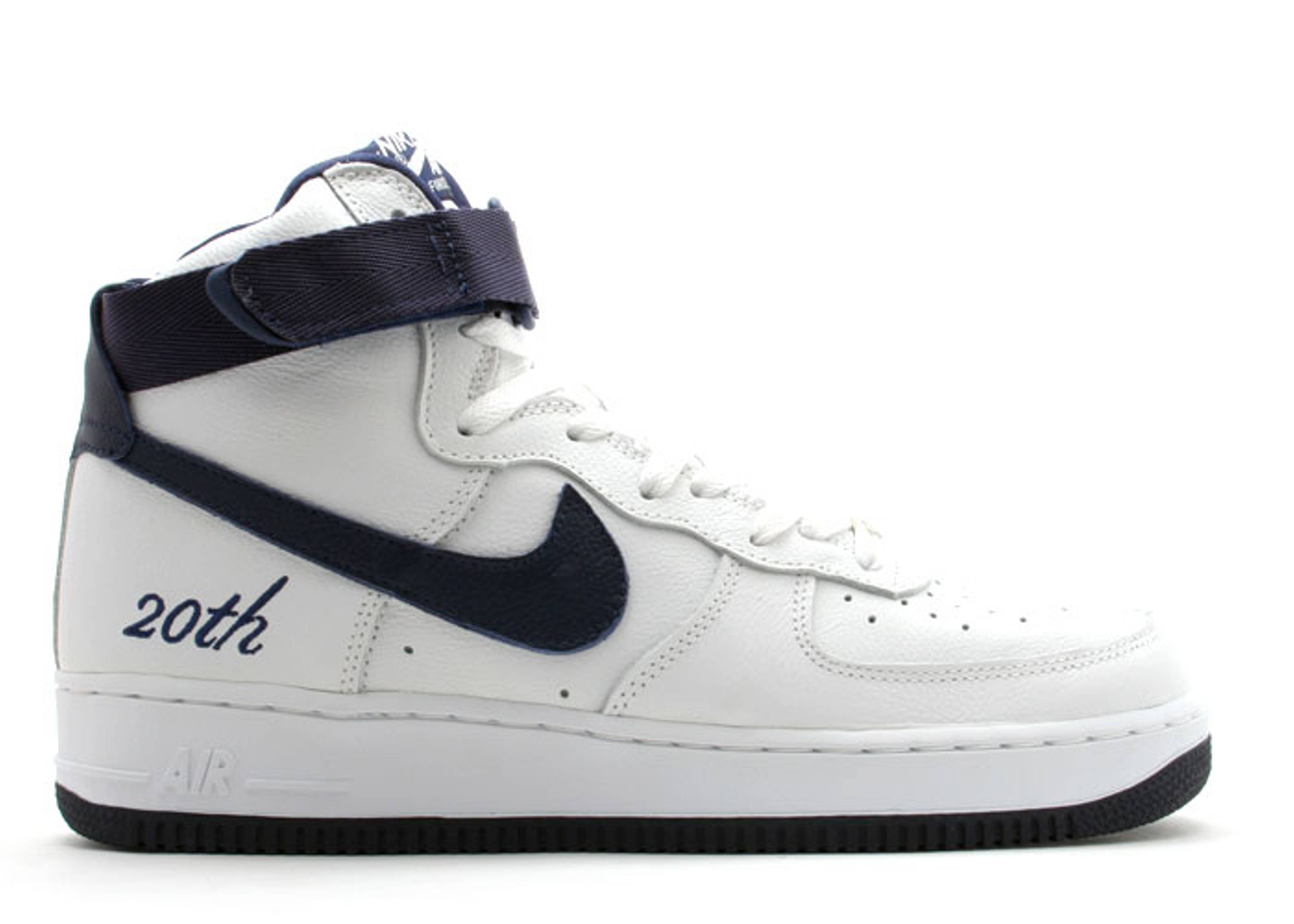 "air force 1 high b ""20 th"""