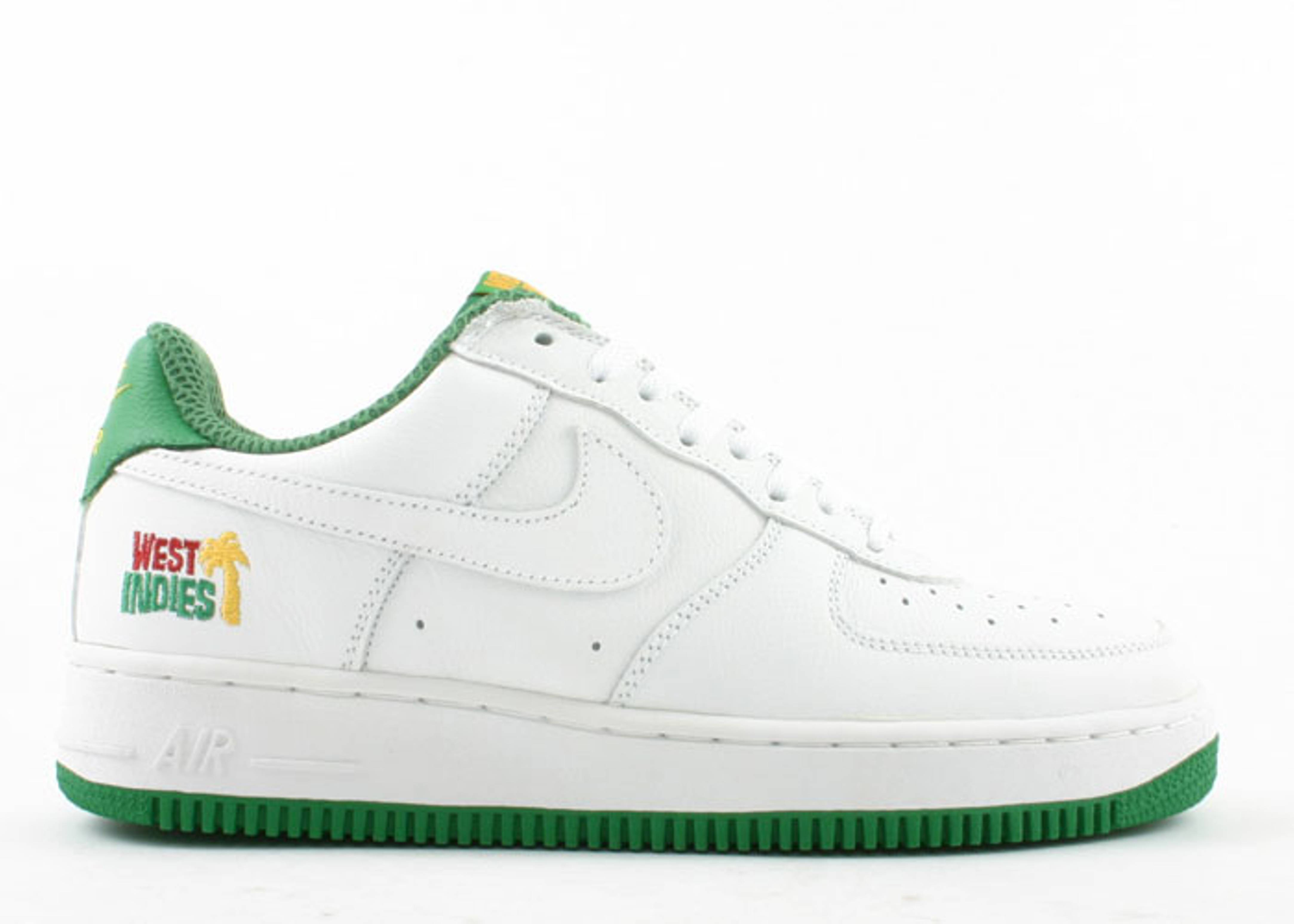 "air force 1 plus ""west indies"""