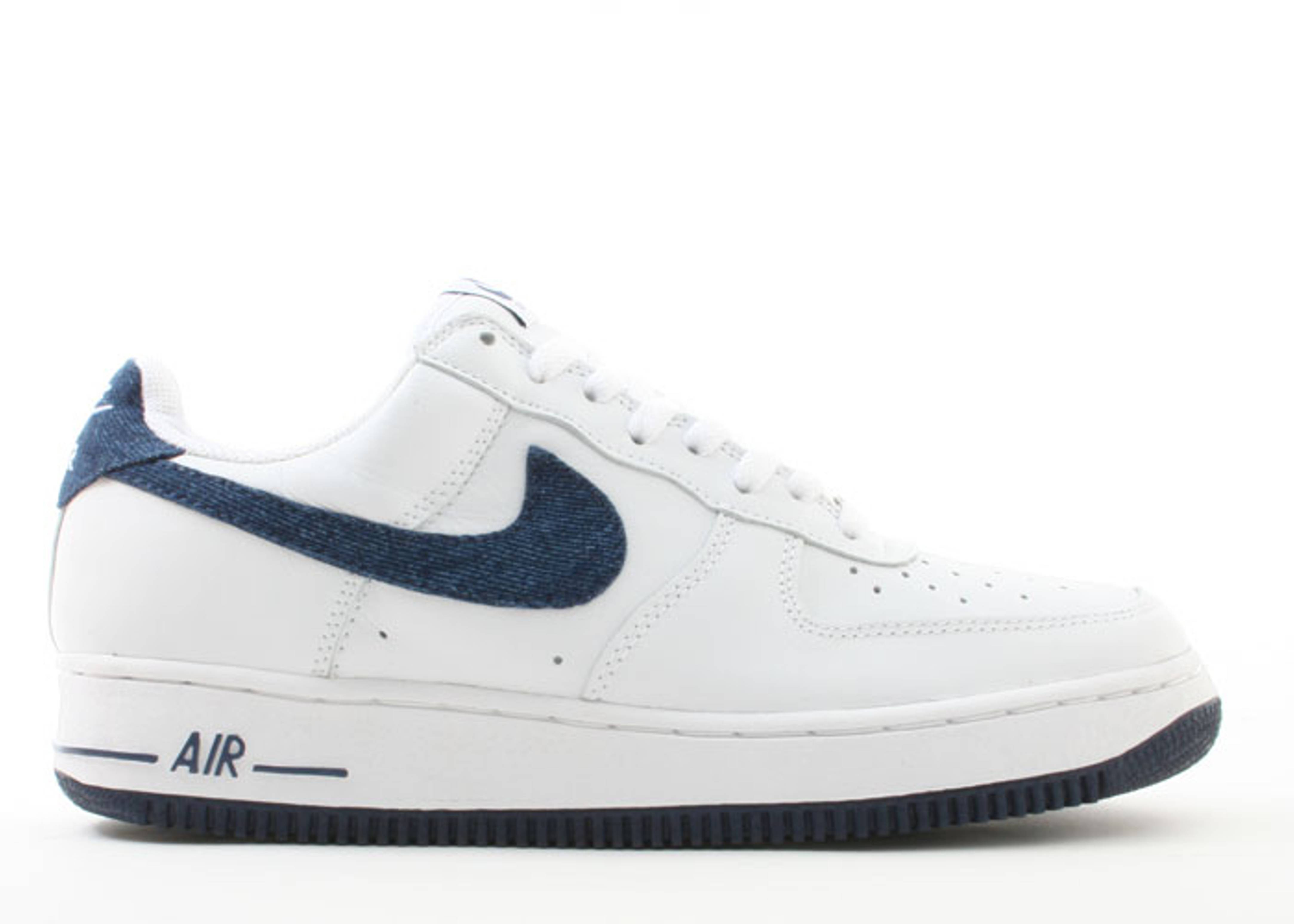 Nike NIKE air force 1 sneakers AIR FORCE 1 LOW 624,040 143 low men shoes white