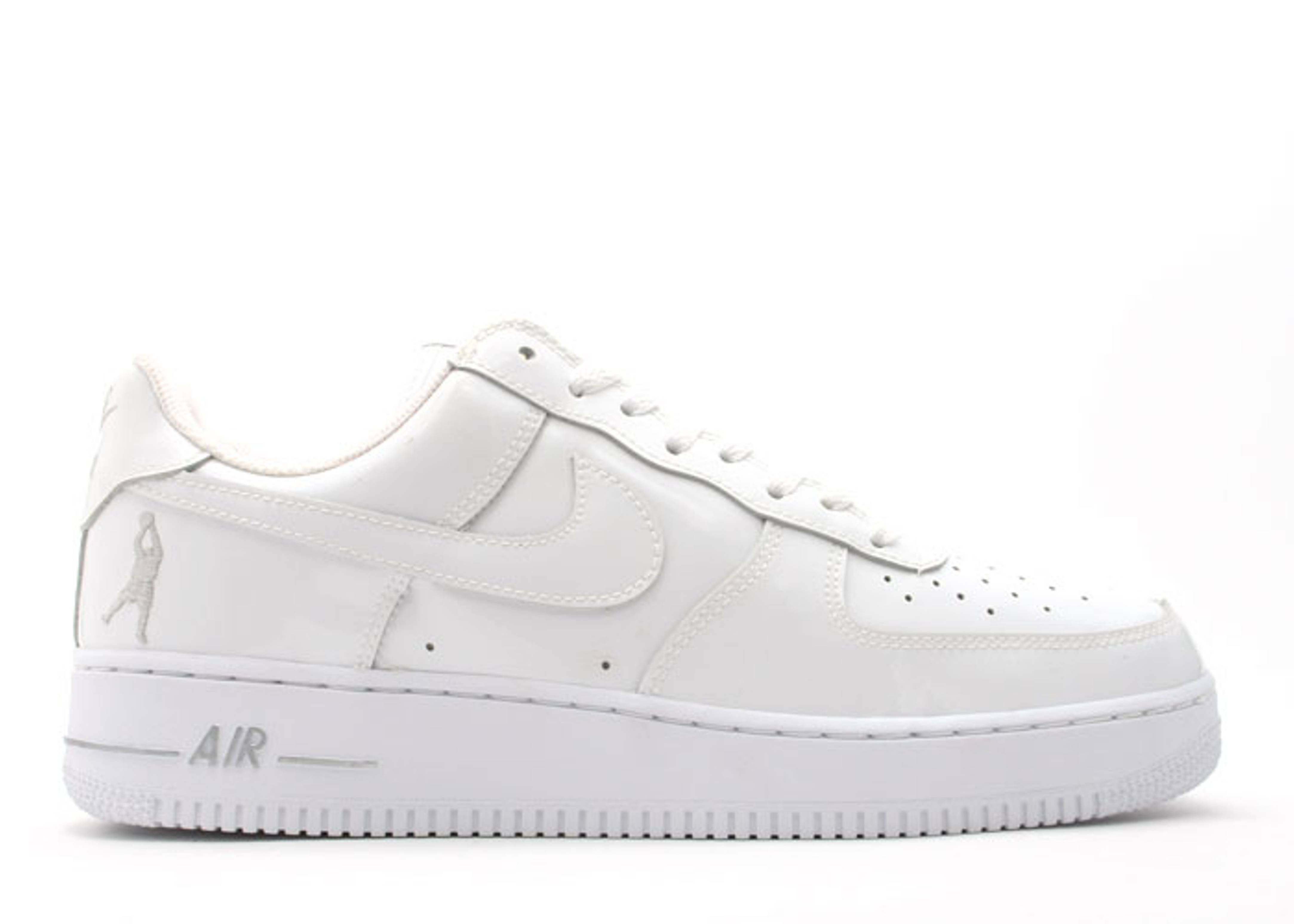 air force 1 sheed low white white metallic silver. Black Bedroom Furniture Sets. Home Design Ideas