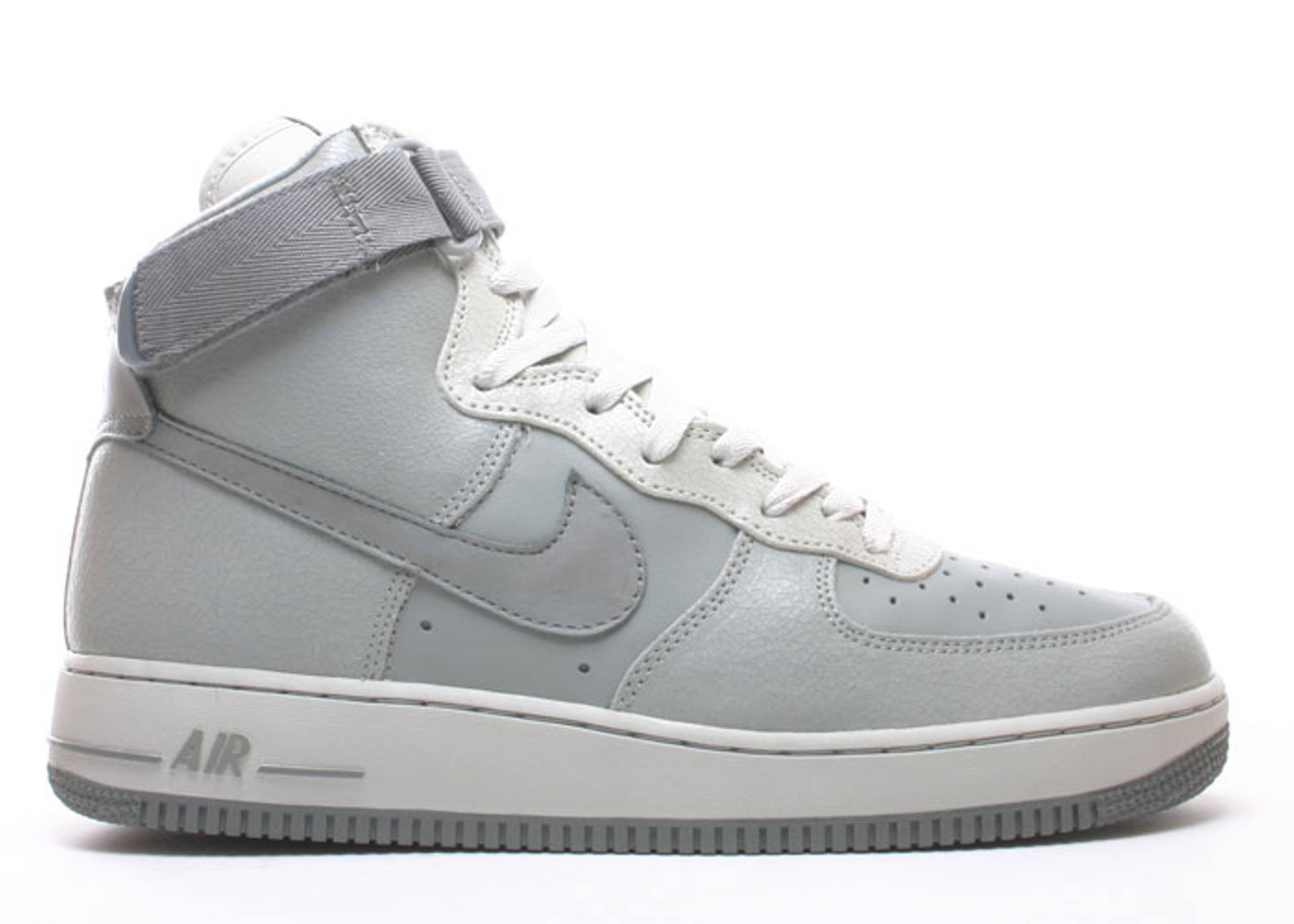 "air force 1 high ""grey one"""