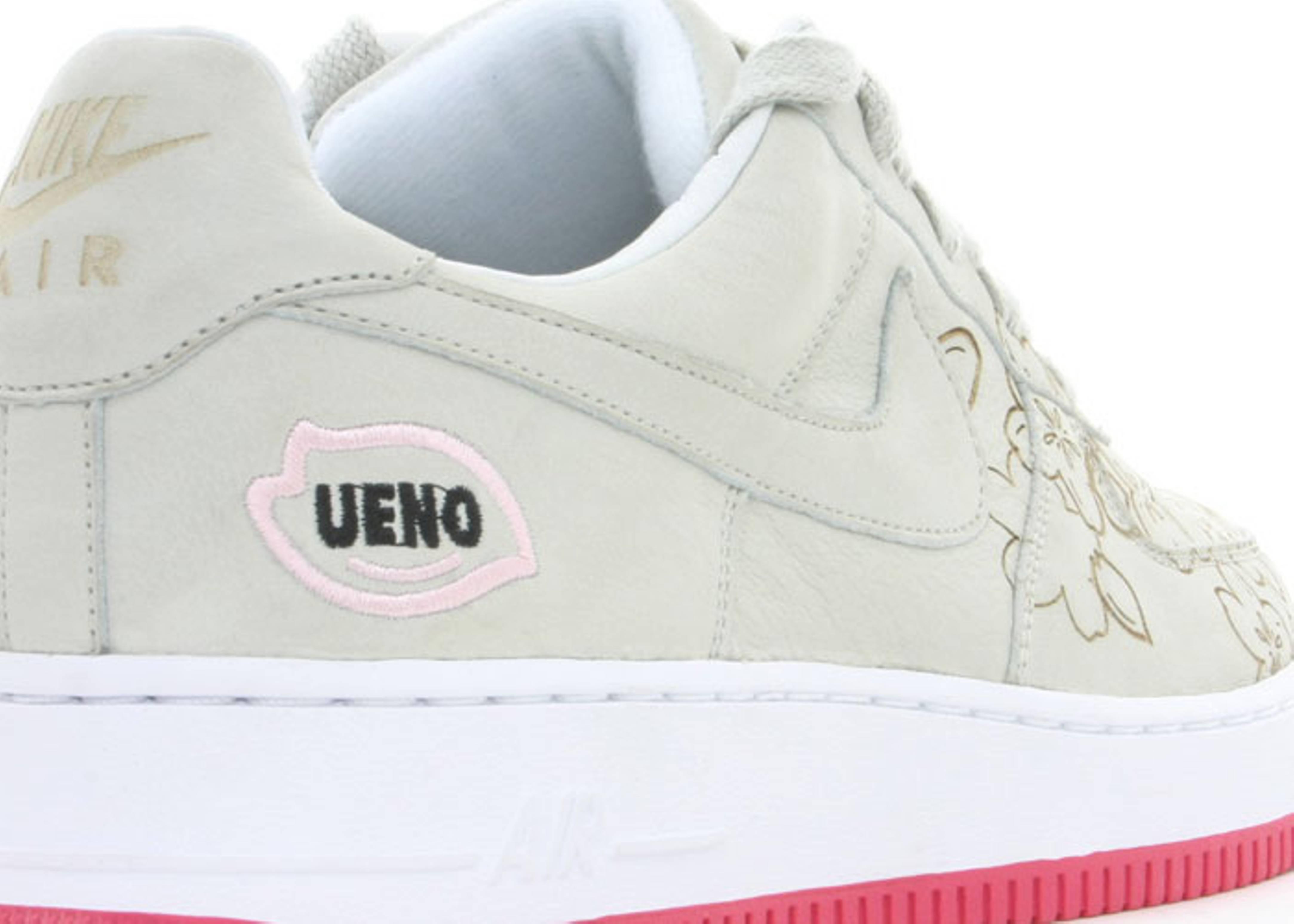Nike Air Force 1 (Ones) Low Ueno Bone Watermelon White