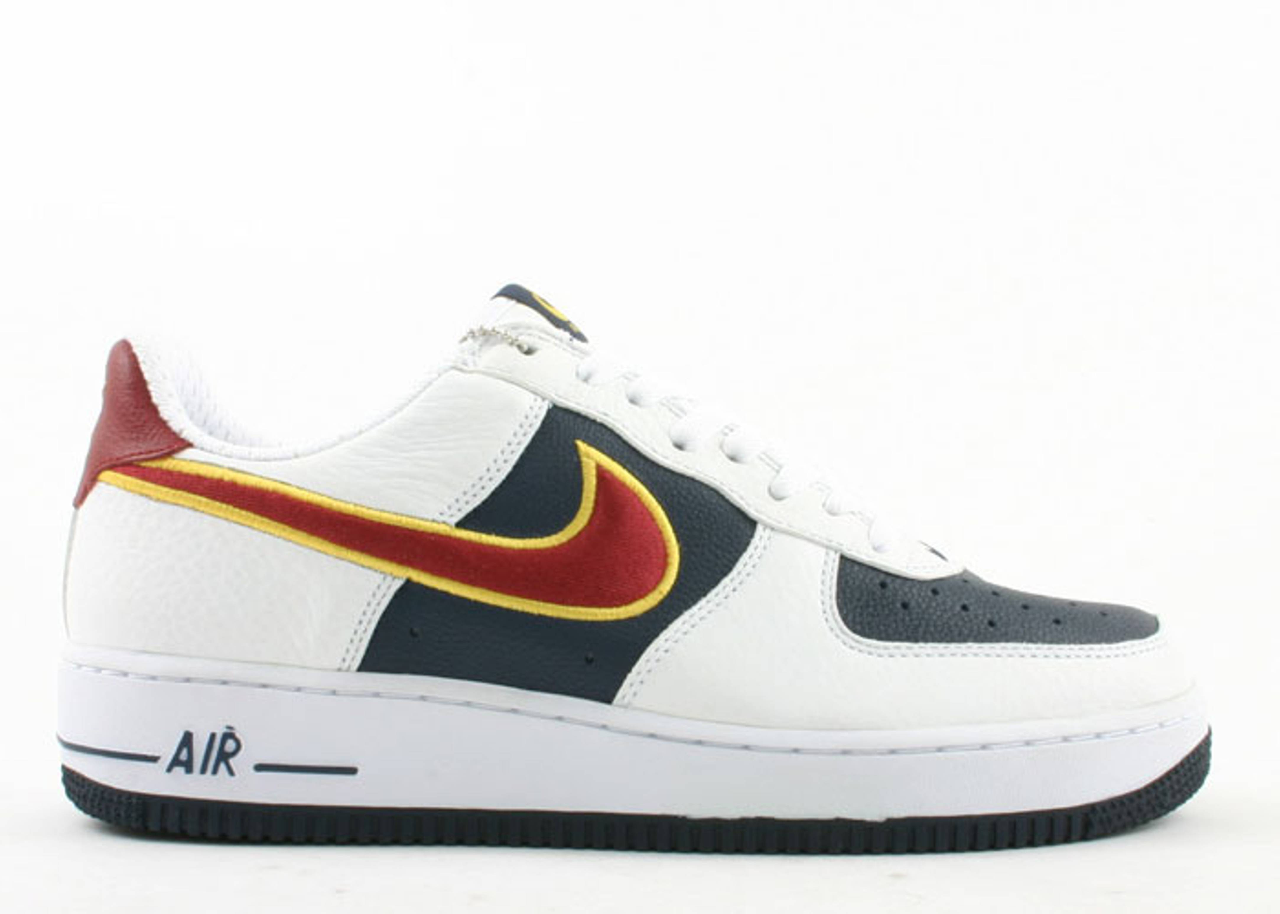 """air force 1 """"cleveland"""""""