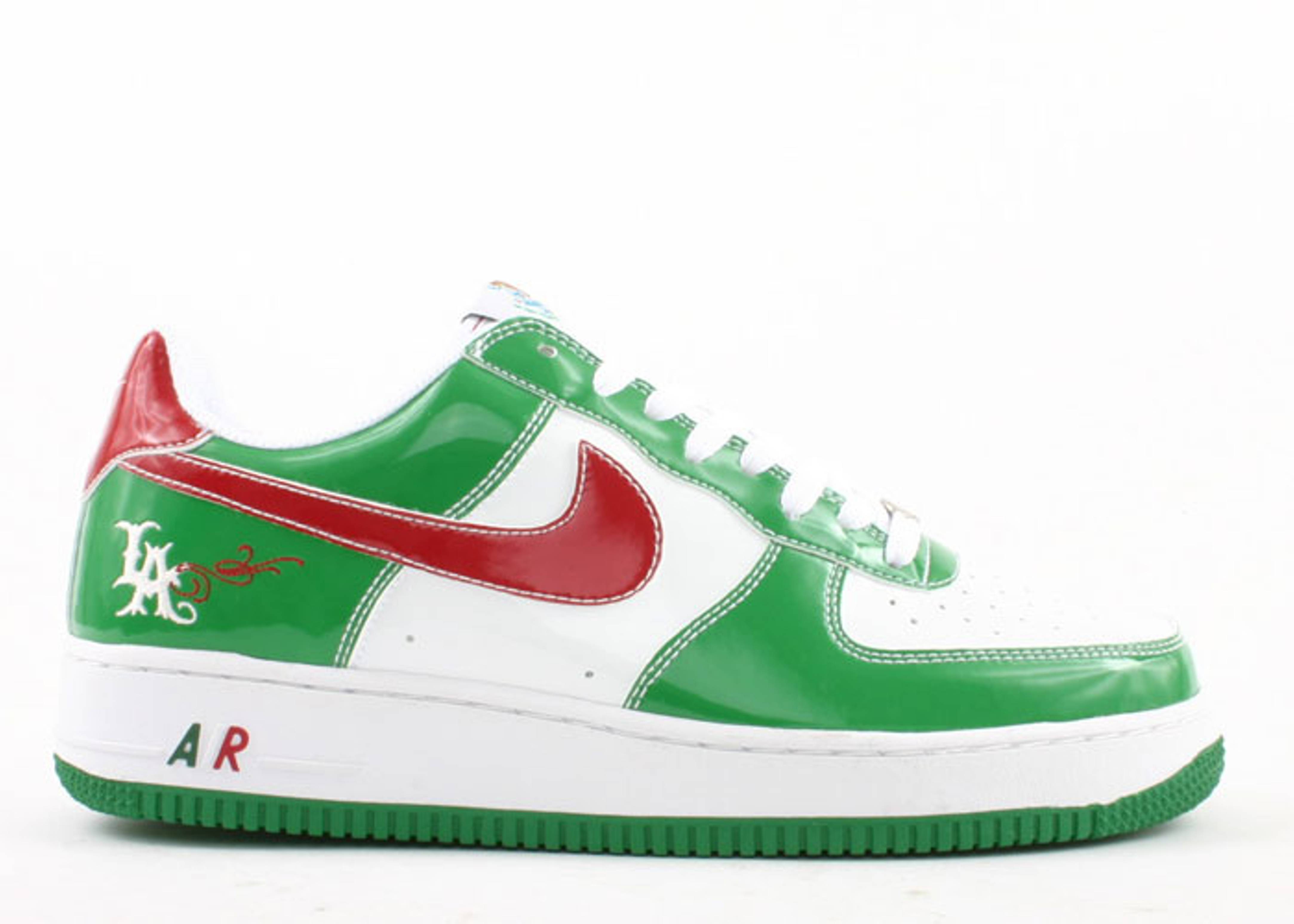 "air force 1 ""mr. cartoon"""