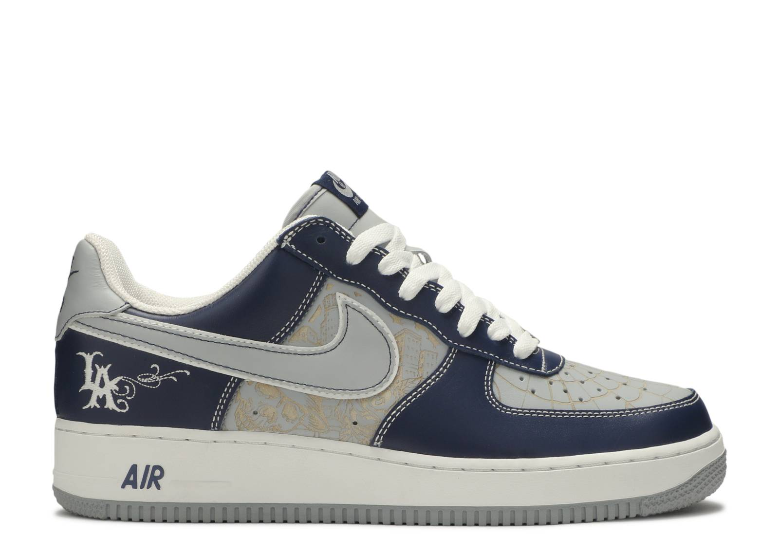 air force 1 midnight navy silver white. Black Bedroom Furniture Sets. Home Design Ideas