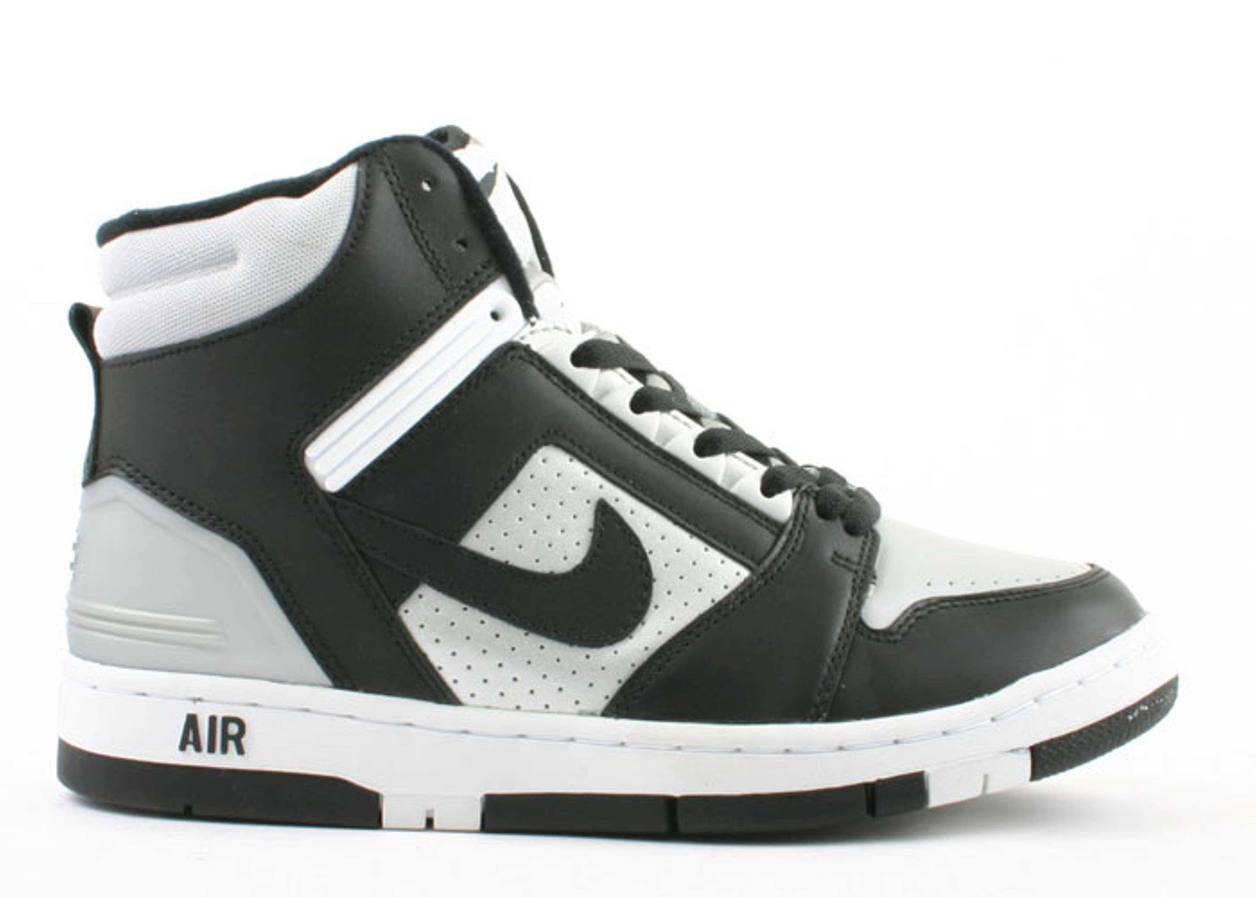 watch 131e9 15b97 Air Force 2 High - Nike - 624006 001 - metallic silver black   Flight Club