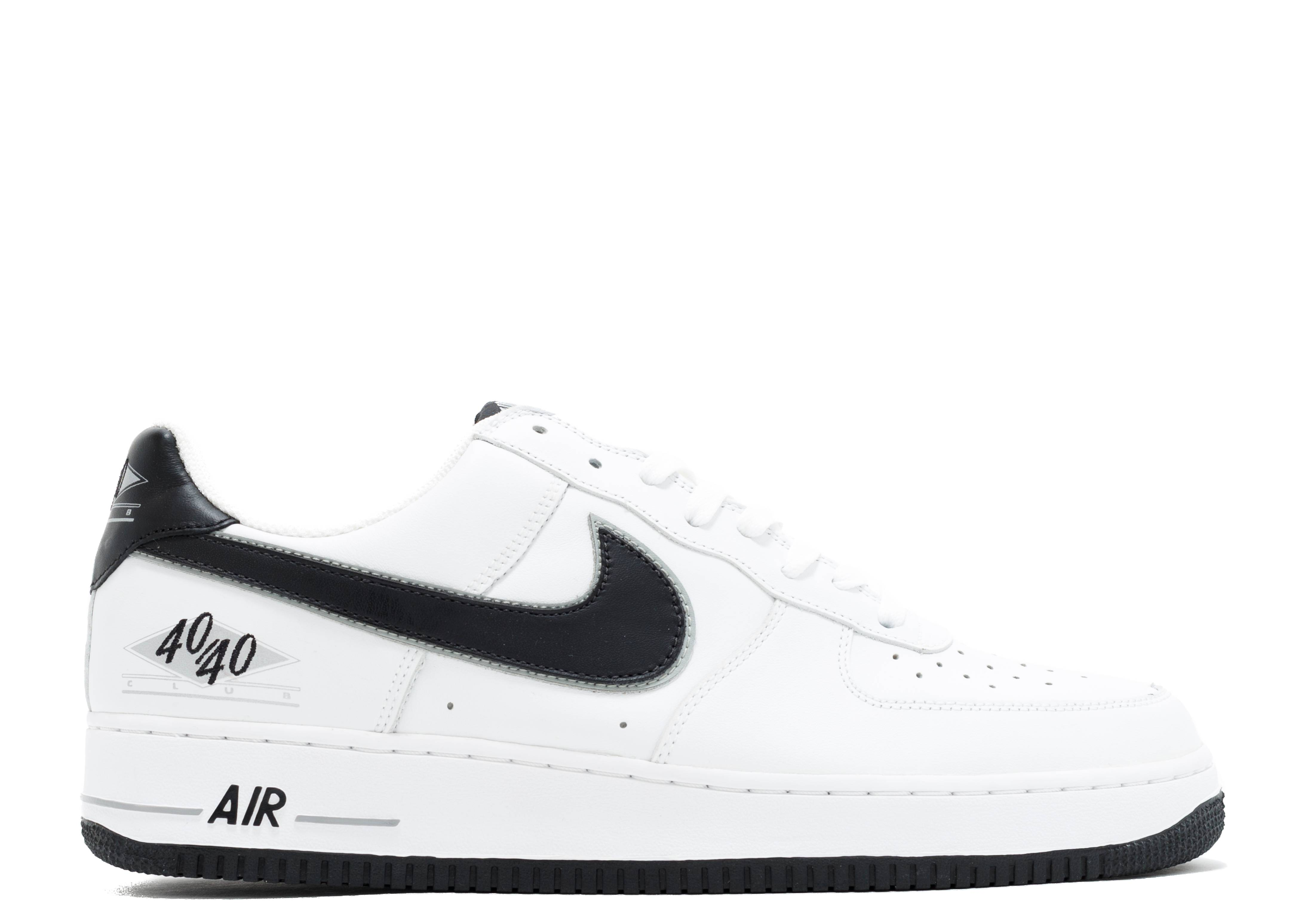 "air force 1(40/40) ""40/40 club"""