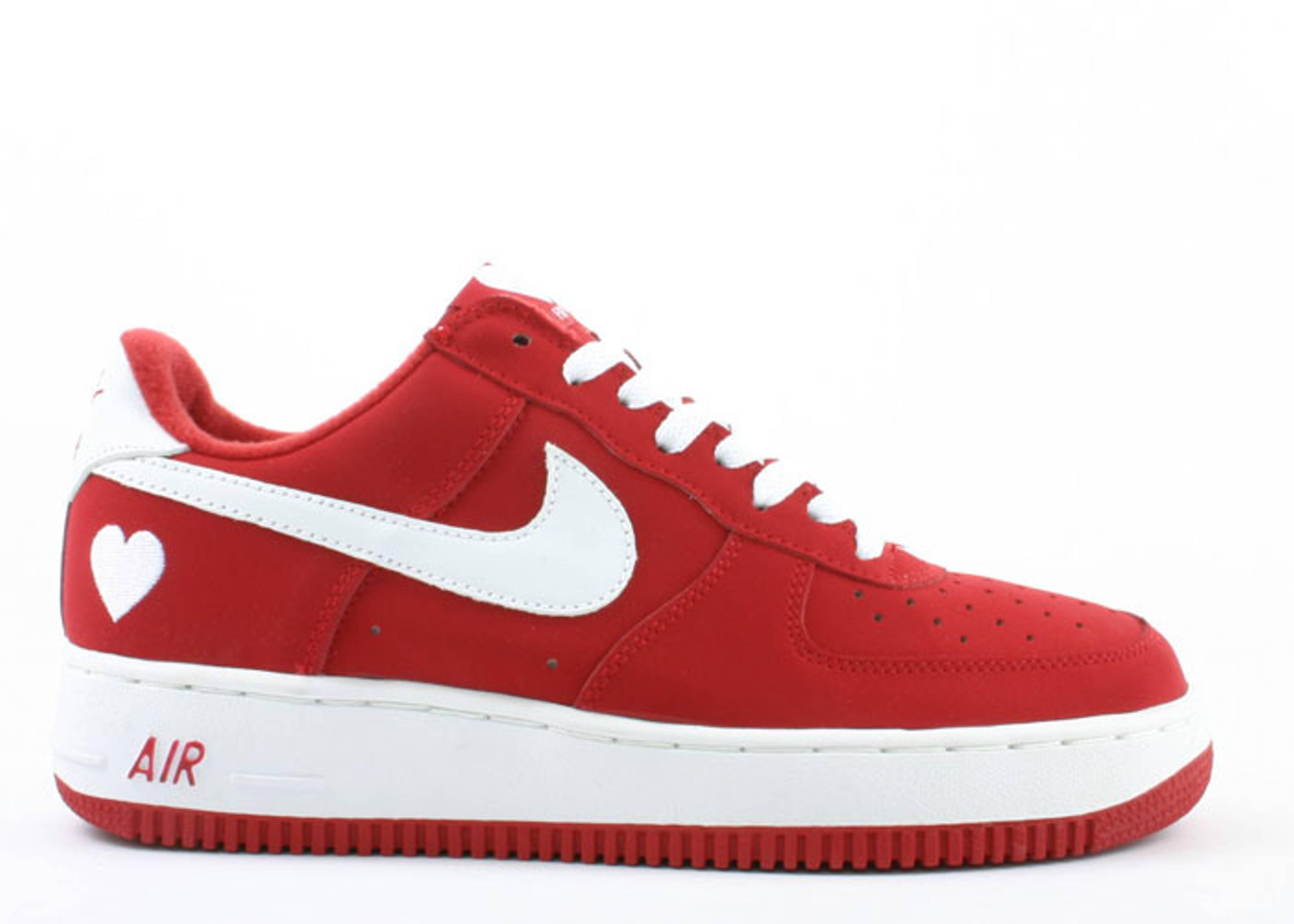 Nike Air Force 1 VDAY (GS) sneakers