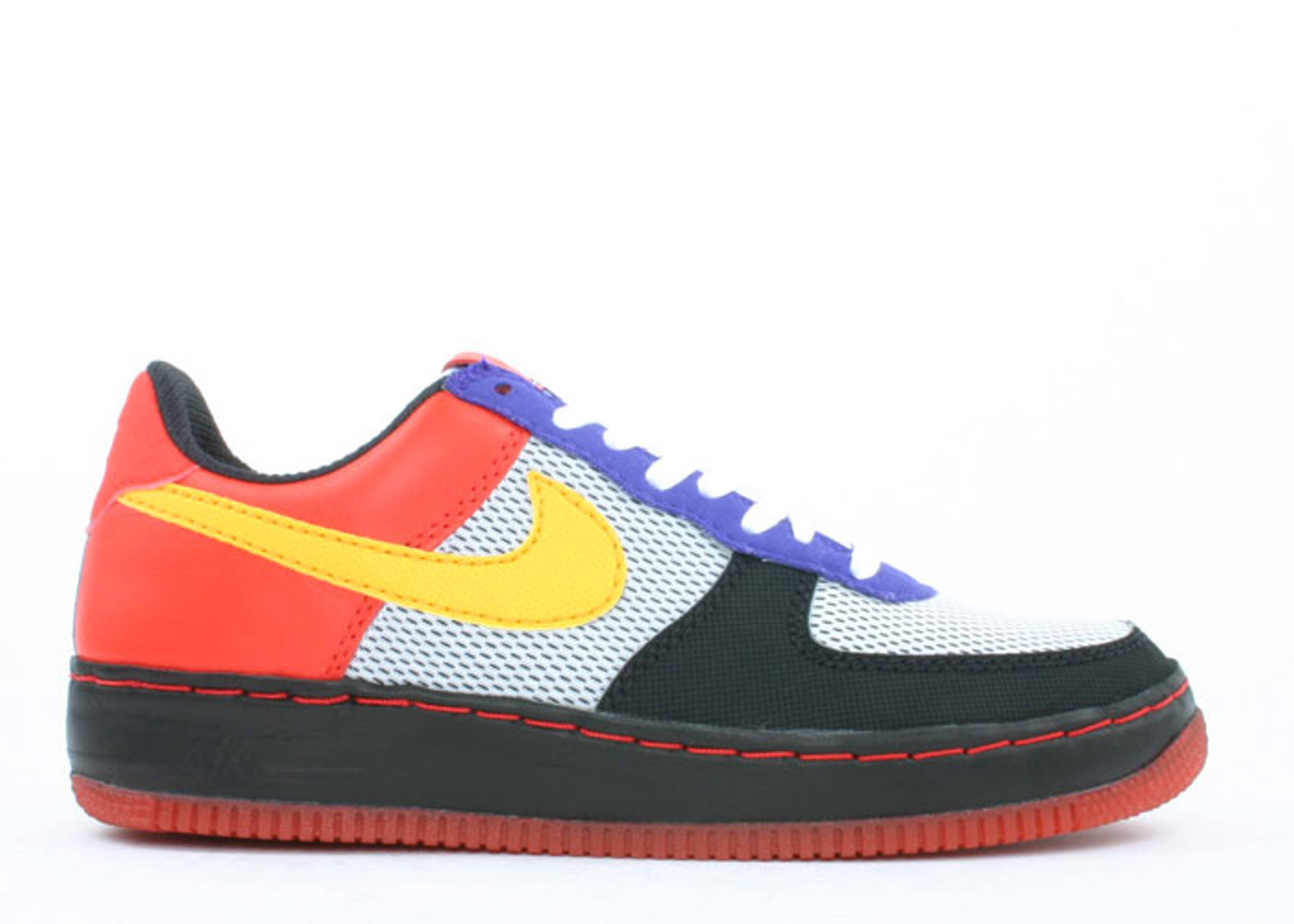 """air force 1 low inside out """"albis pack"""""""