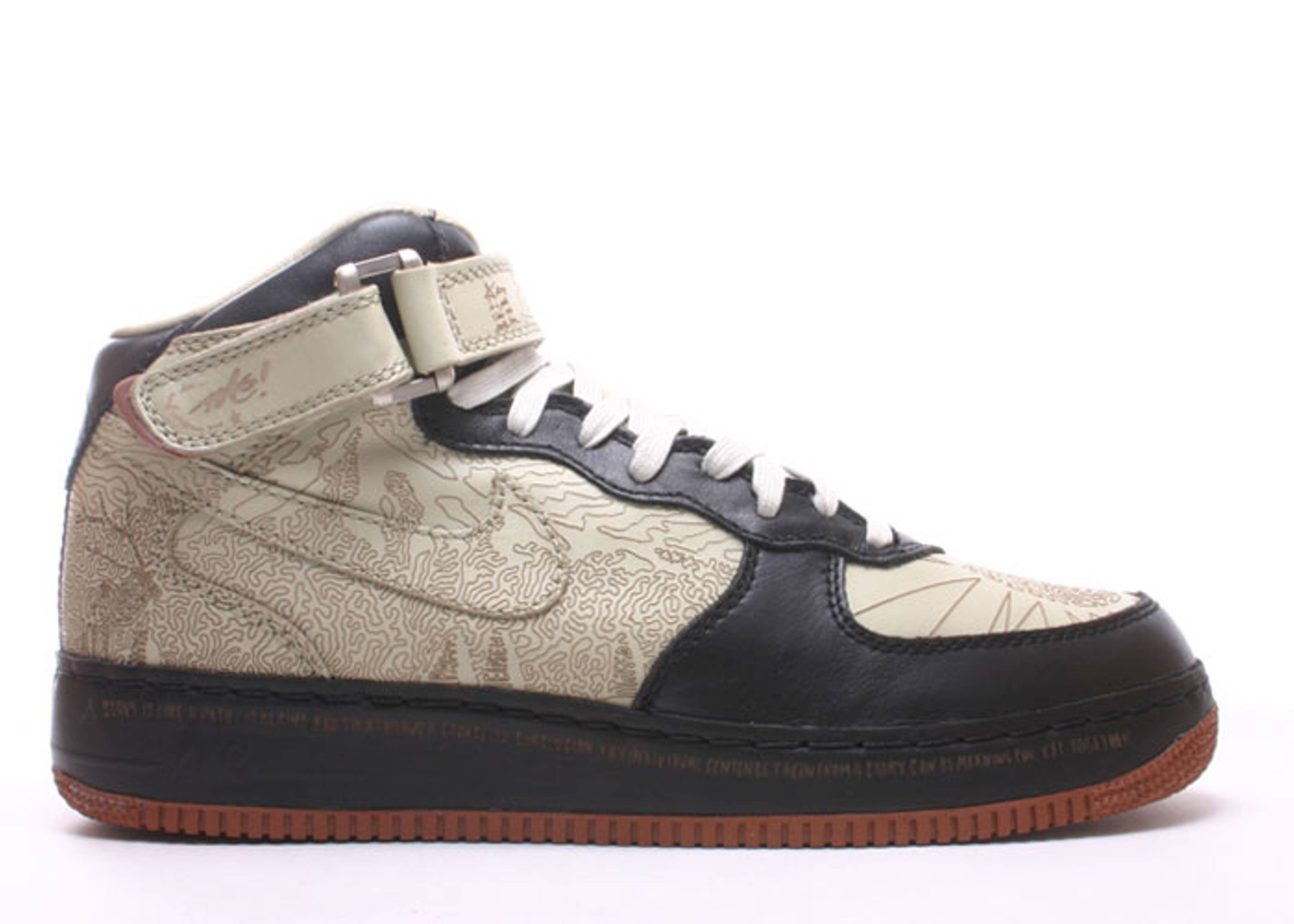 low priced bbaf8 de8ef nike. air force 1 mid insideout