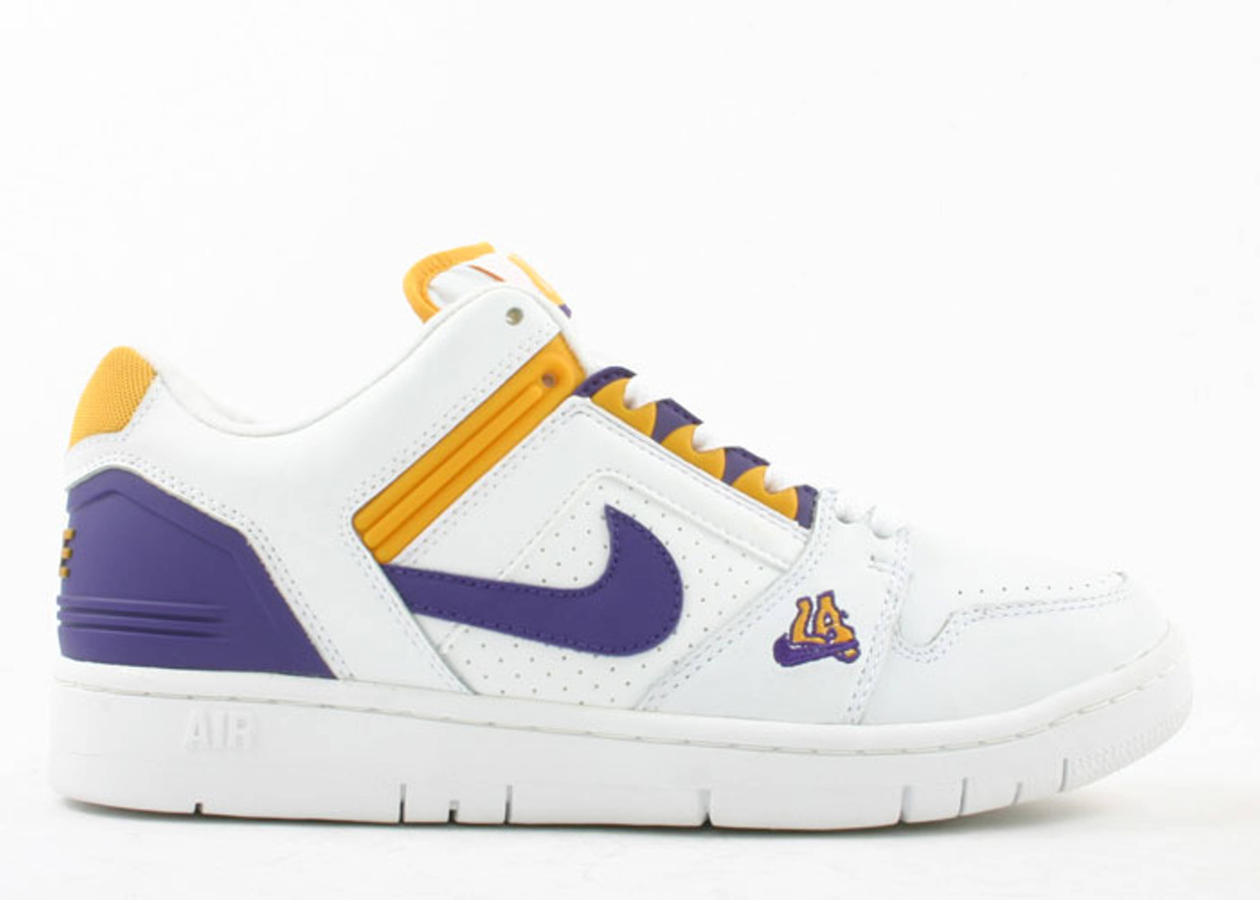 Nike Air Force 1 Low LE QS WhiteCourt Purple | Nike | Sole
