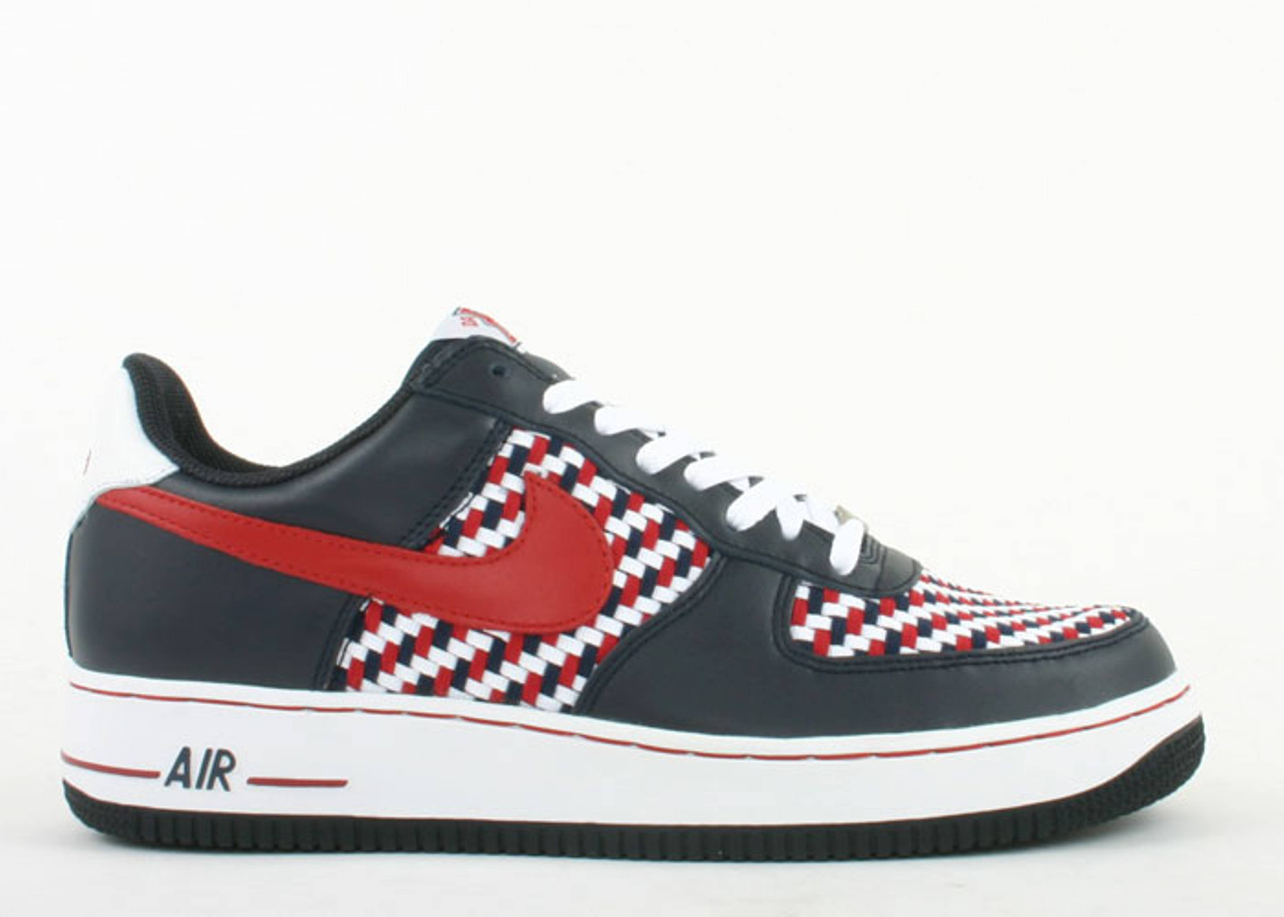 nike air force 1 mid 07 red sox
