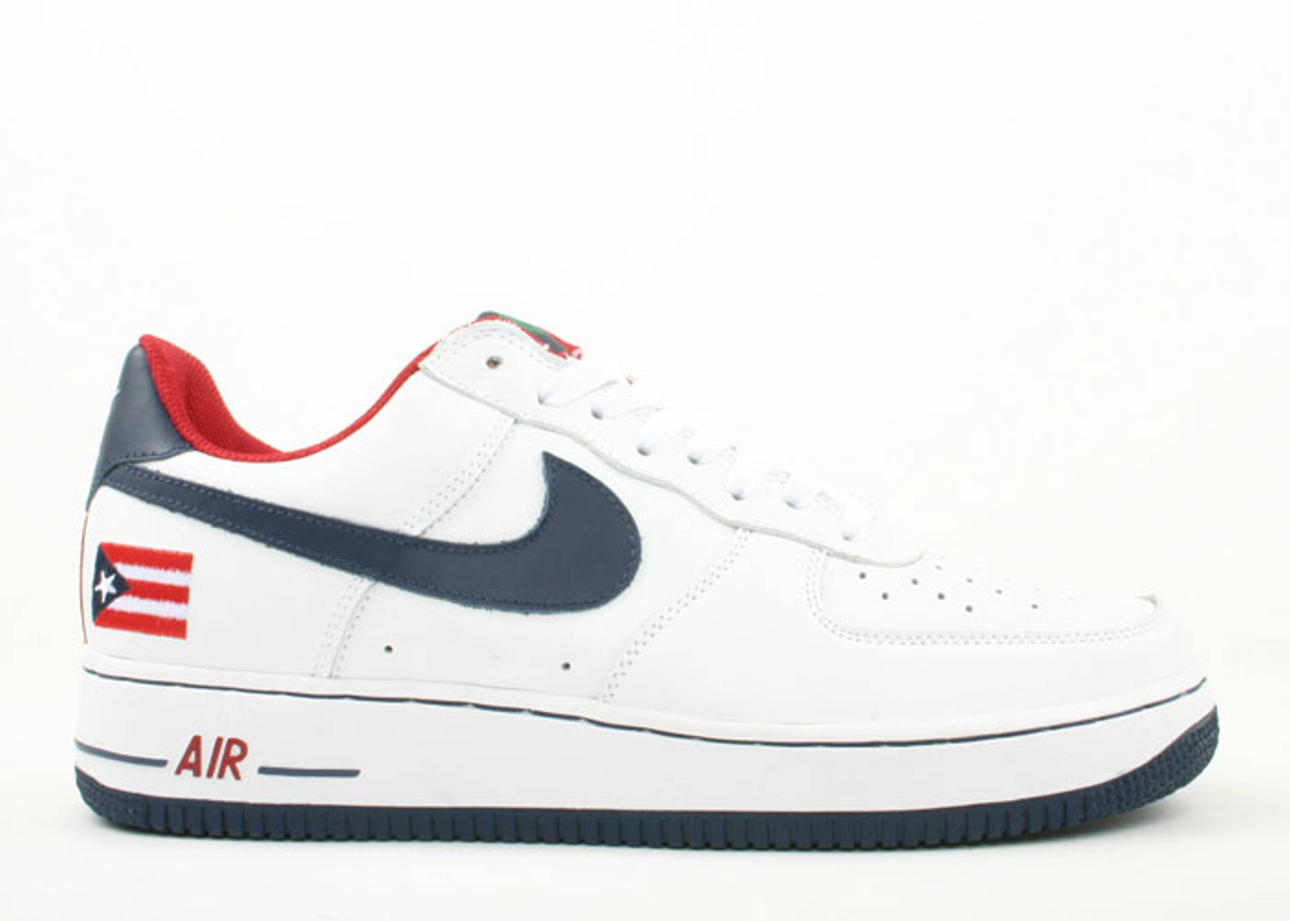 "air force 1 ""puerto rico"""