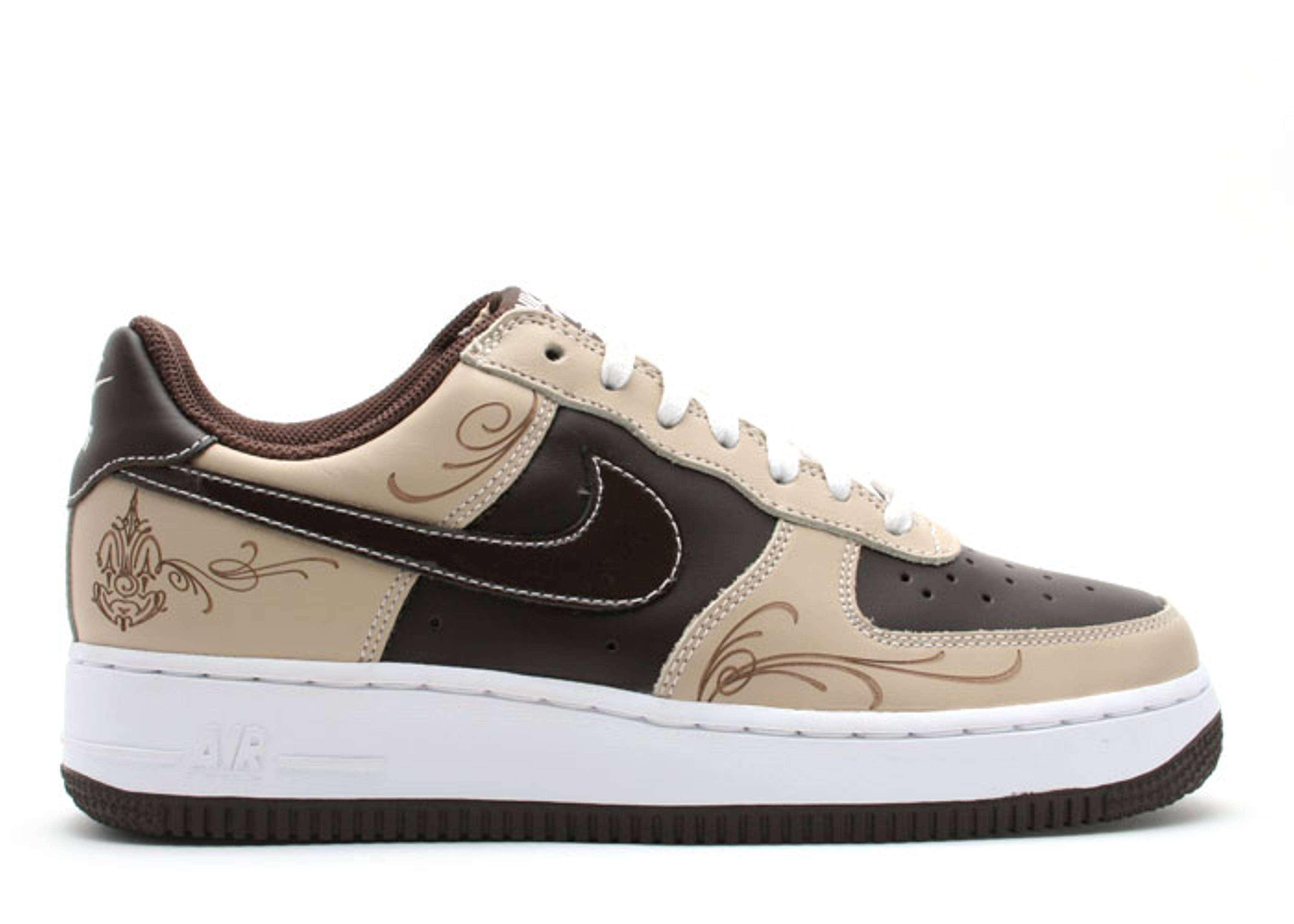 "air force 1 ""brown pride"""