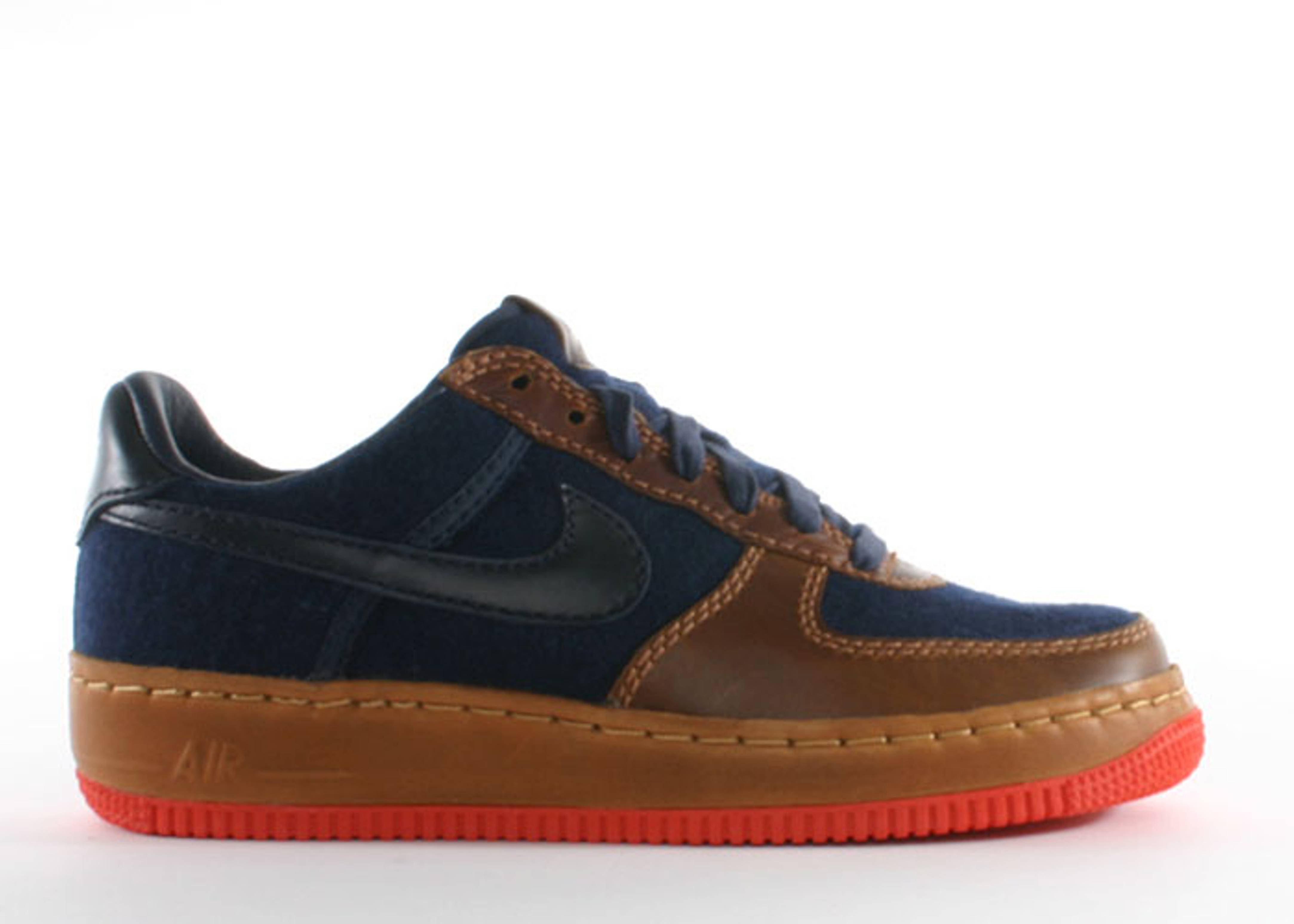 w's air force 1 low insideout