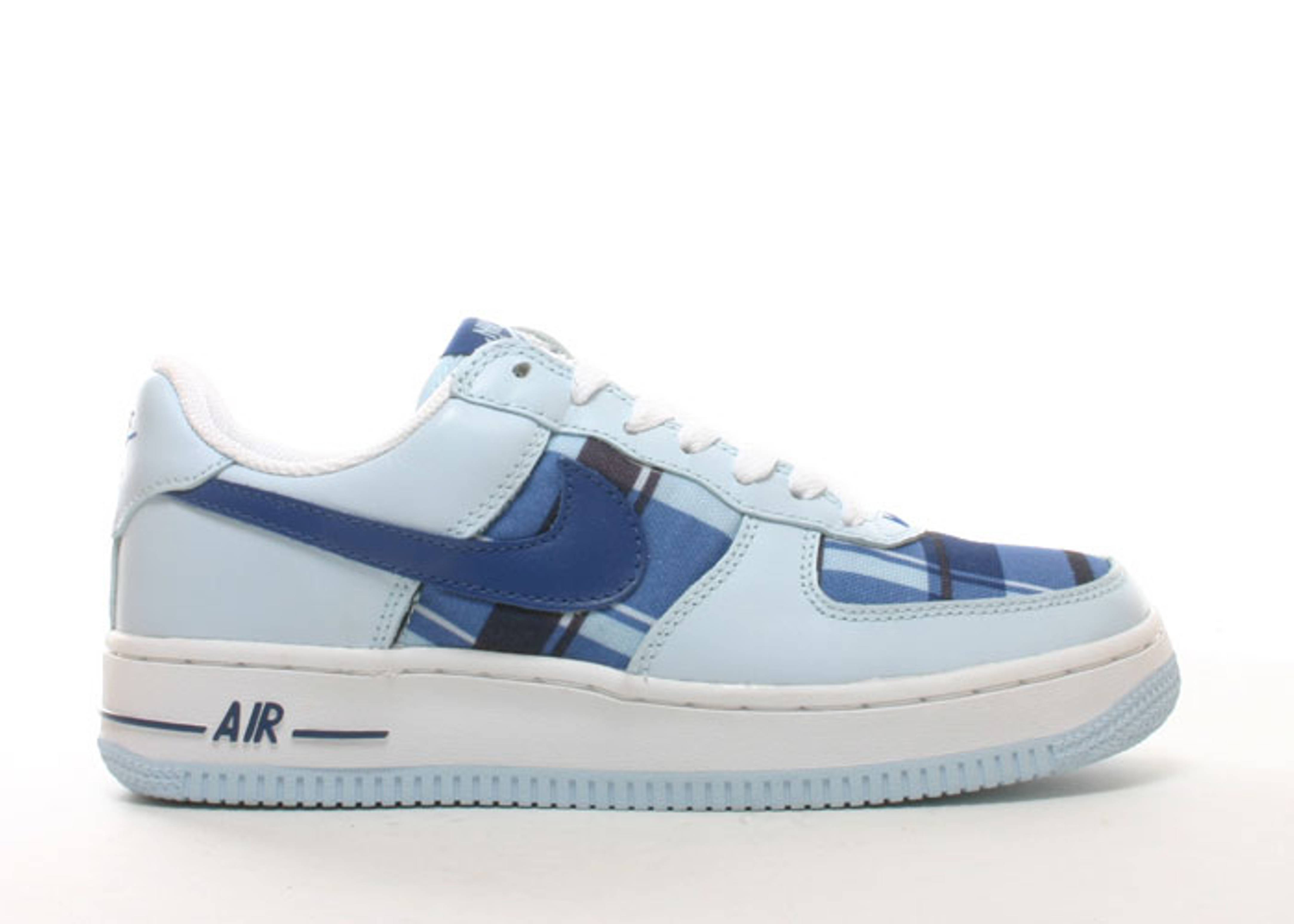 2air force 1 blu