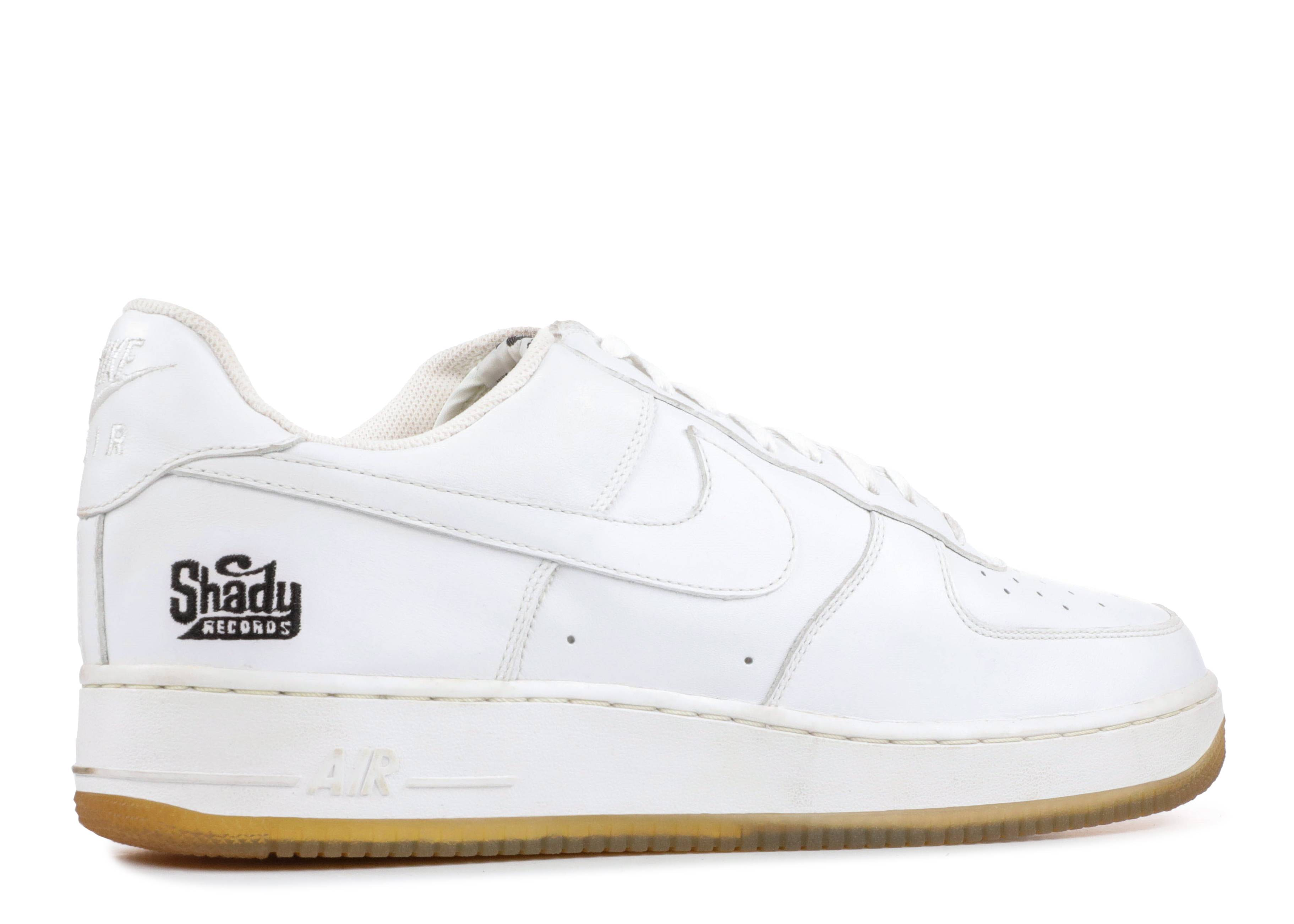 ... coupon for air force 1 shady records nike 306033 112 white white shady  records flight club 24c1f4129