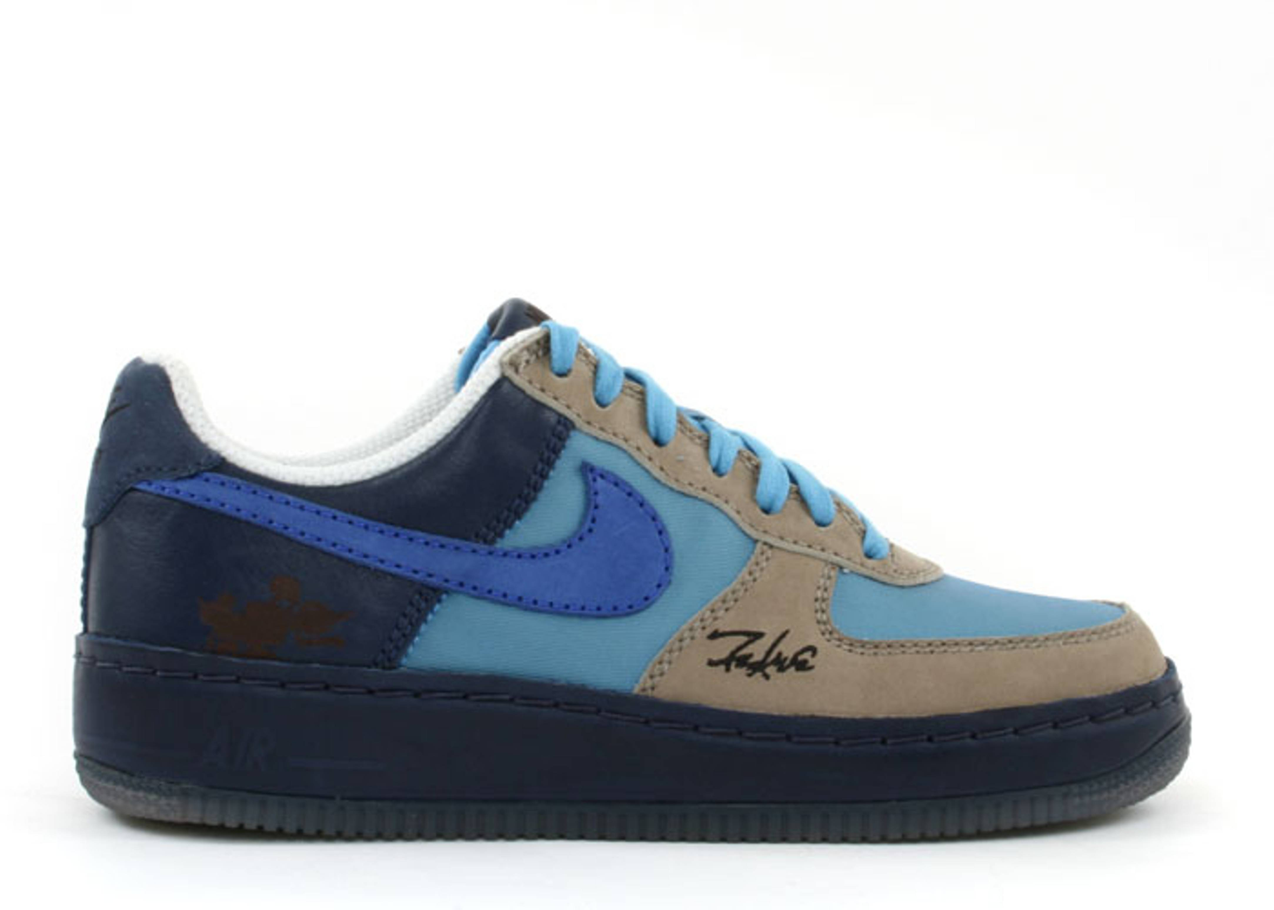 """air force 1 inside/out lam """"stash x futura"""""""