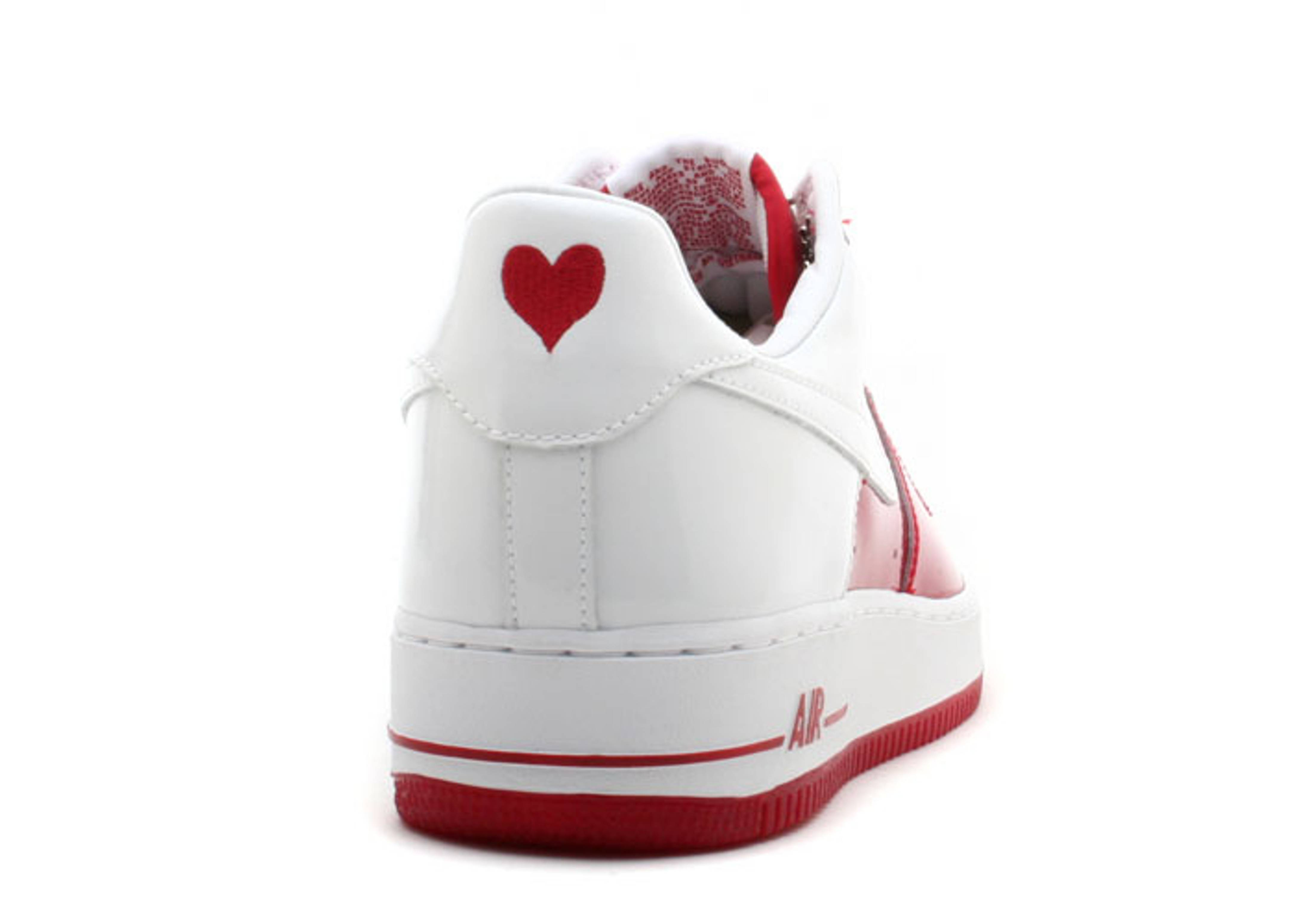 Air Force 1 Premium Valentines Day Nike 312945 111 White