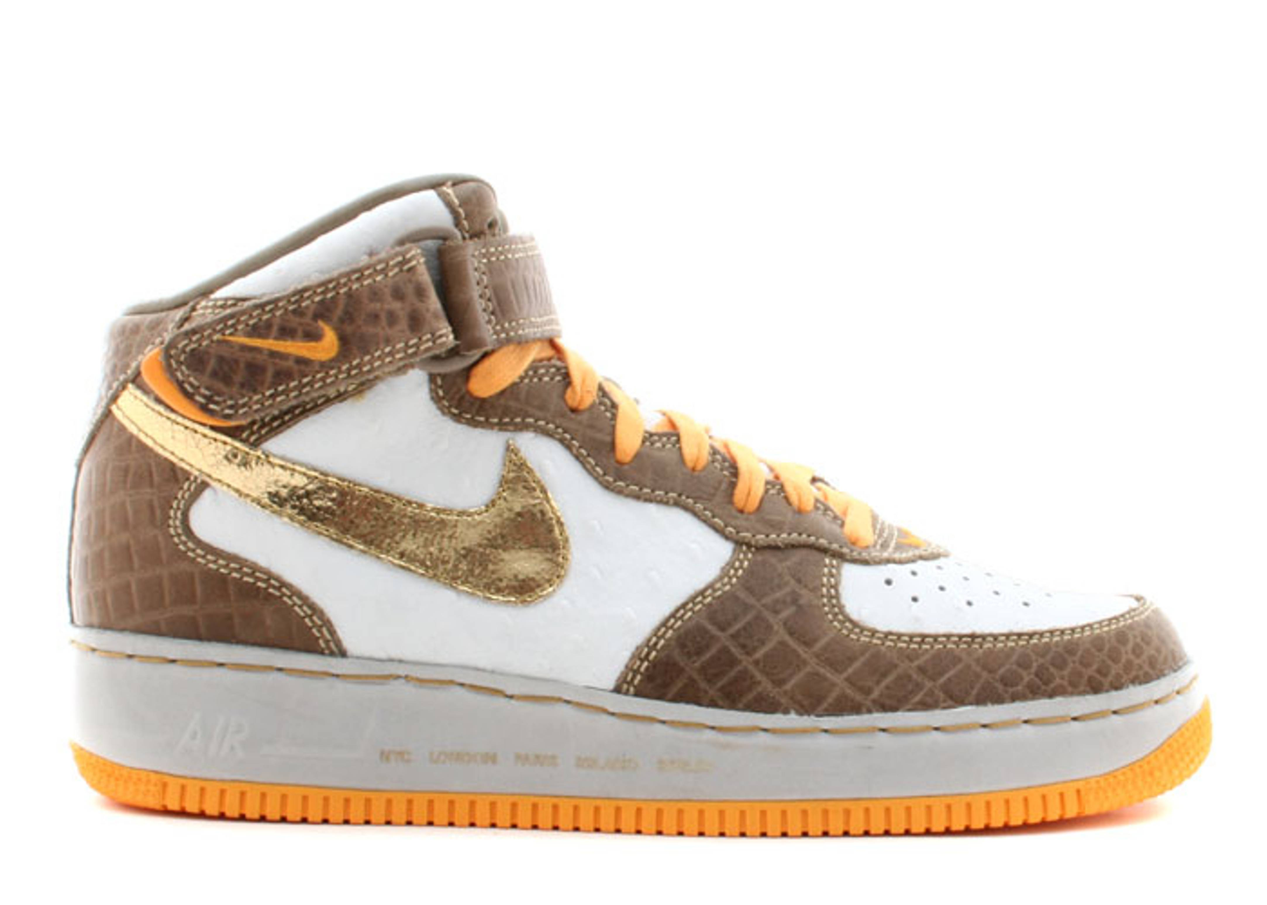air force 1 mid id