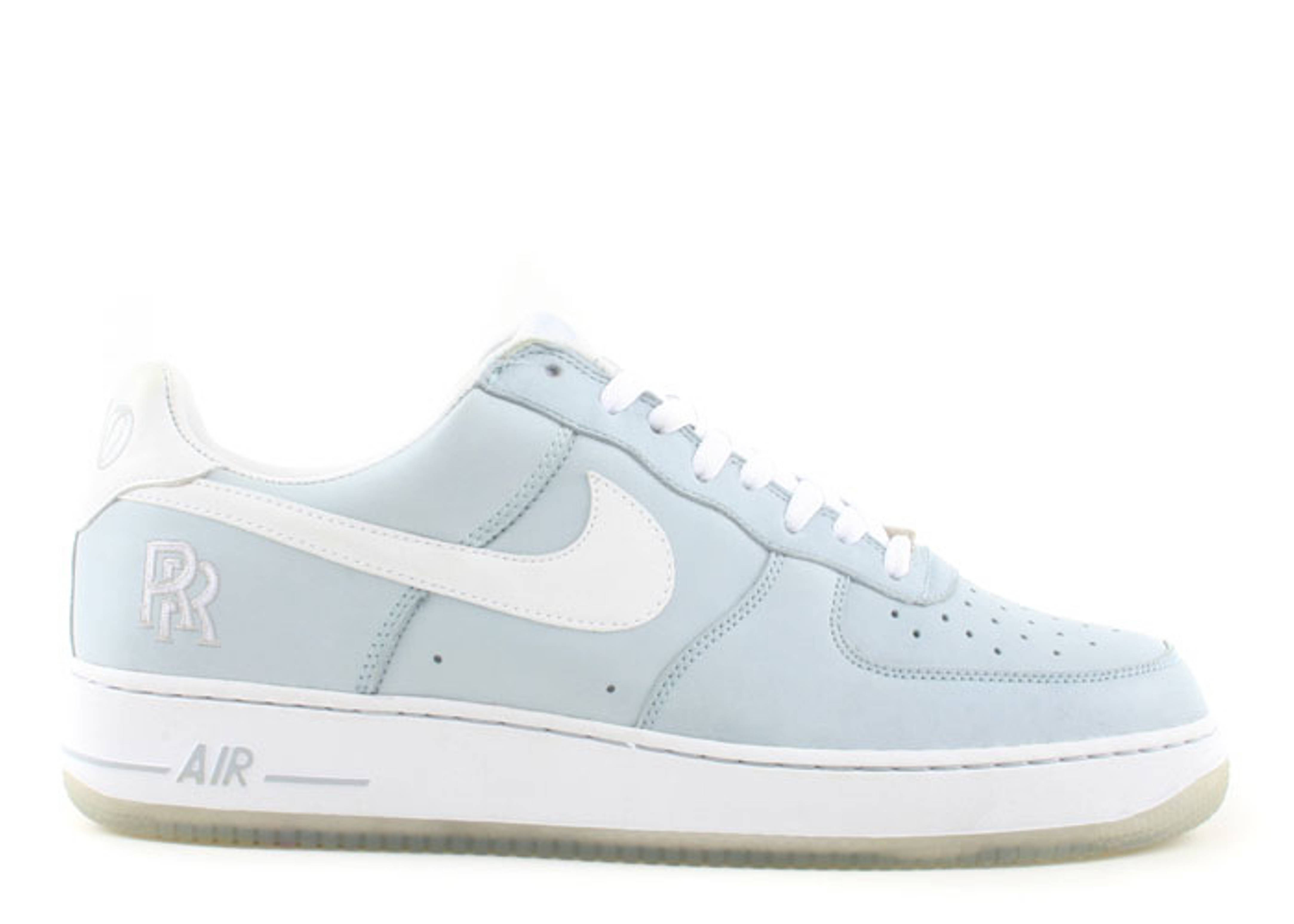 nike air force baby blau