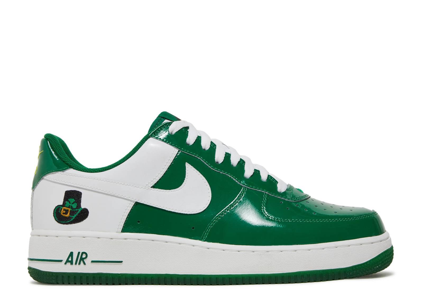 785a9281ba8d Nike Air Force 1 Green White