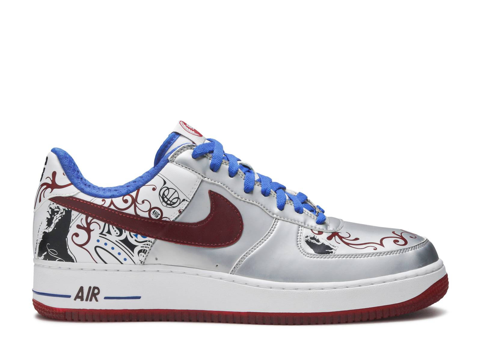 "air force 1 premium (lebron) ""collection royale"""
