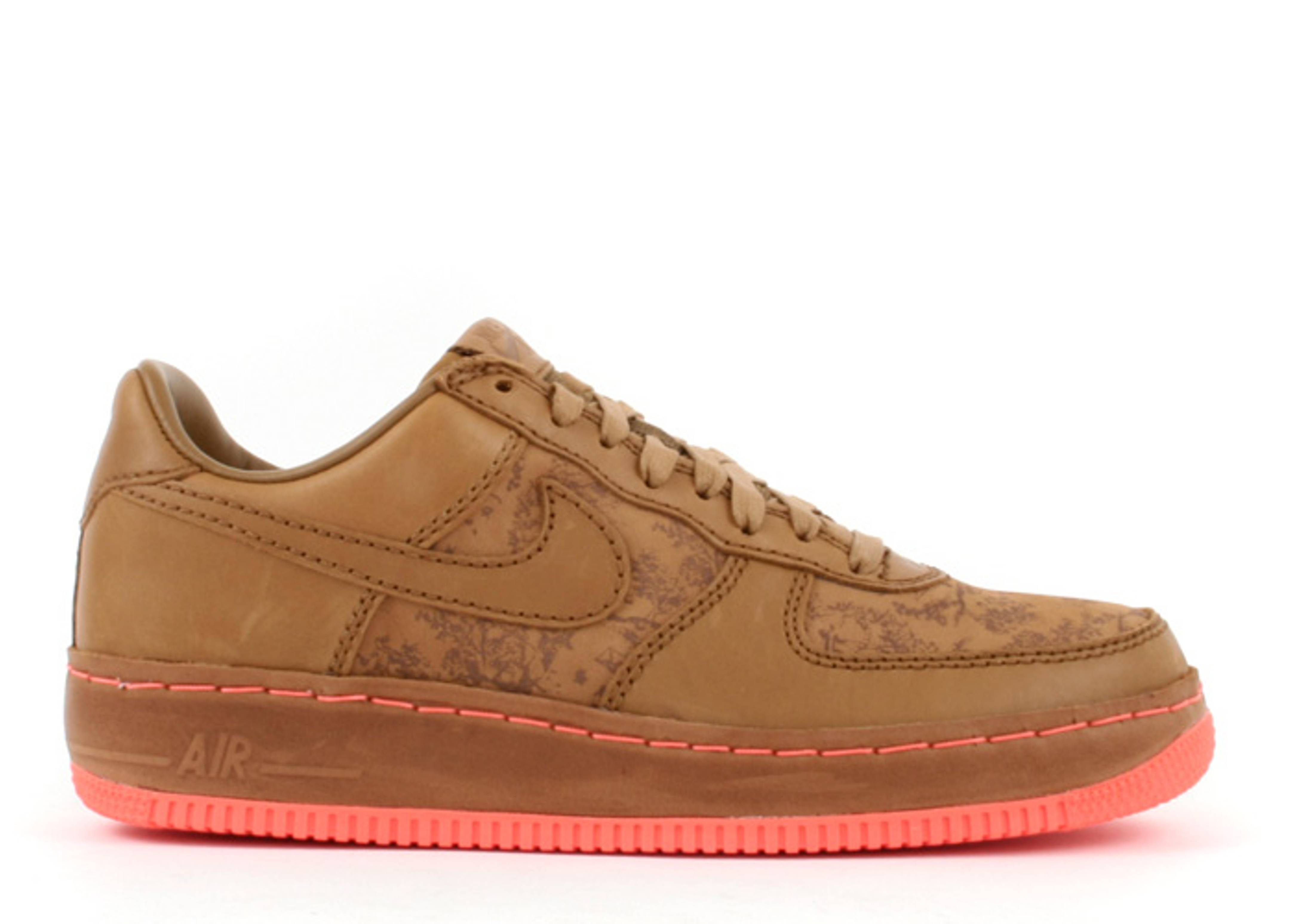 21056d0784ad Air Force 1 Low Insideout - Nike - 312486 271 - maple golden hops ...
