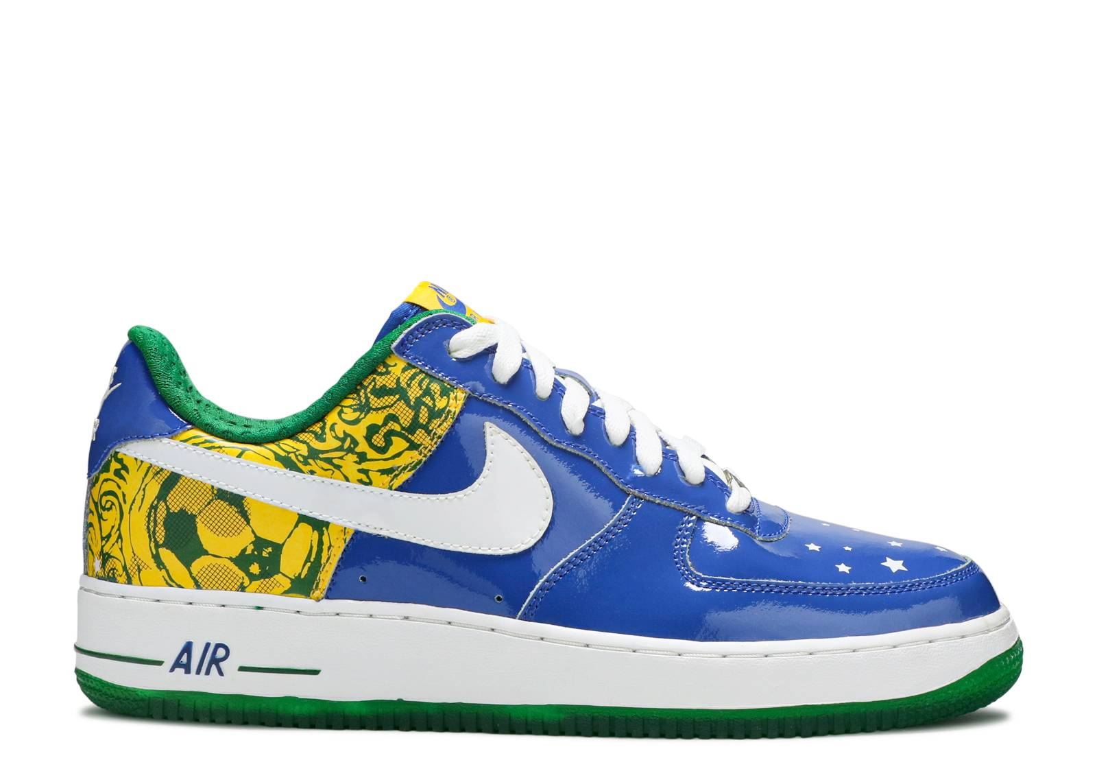 "air force 1 premium (ronaldinho) ""collection royale"""