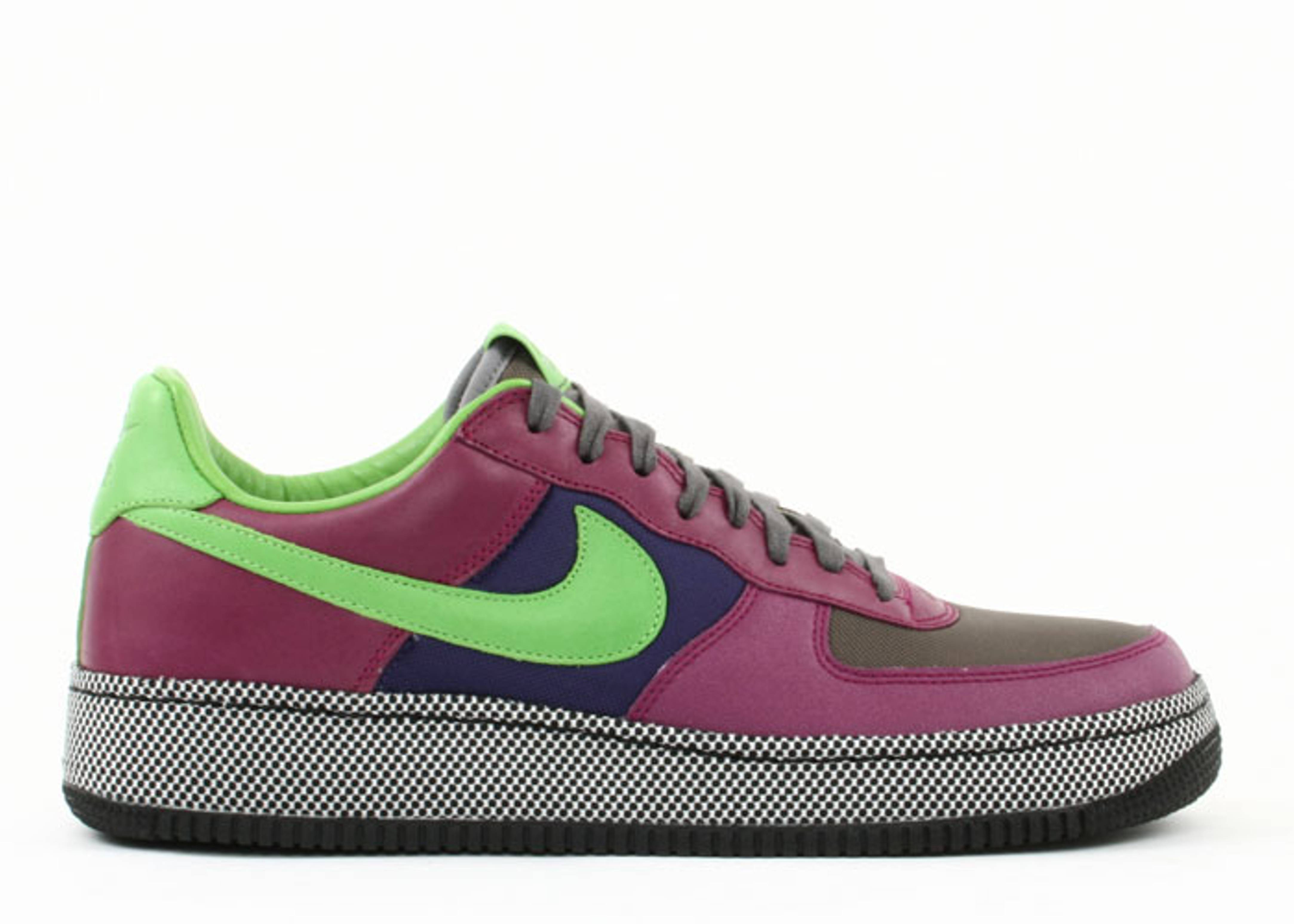 16a050148e21 Air Force 1 Low Inside Out - Nike - 312486 031 - midnight fog green ...