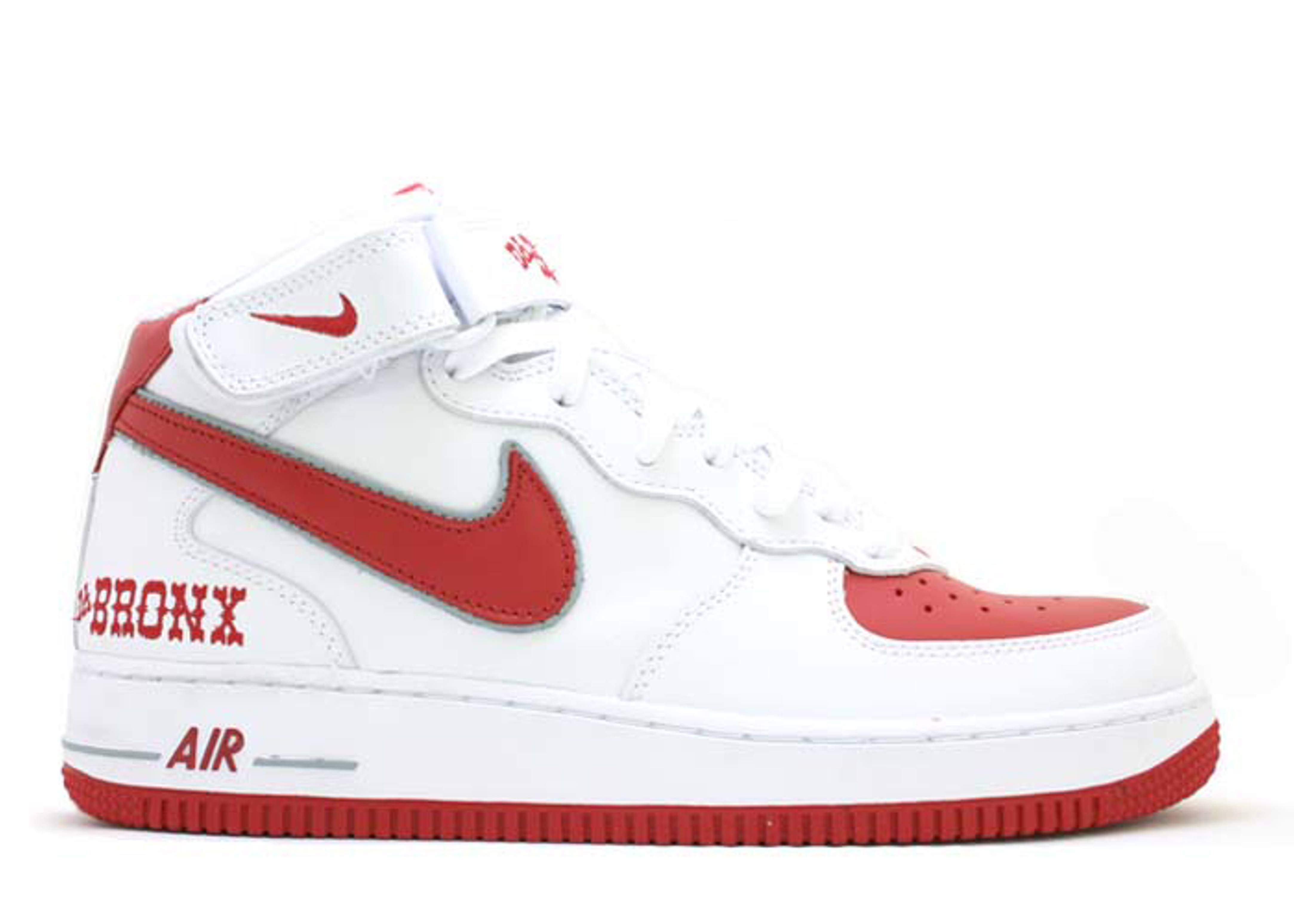 "air force 1 mid ""bronx"""