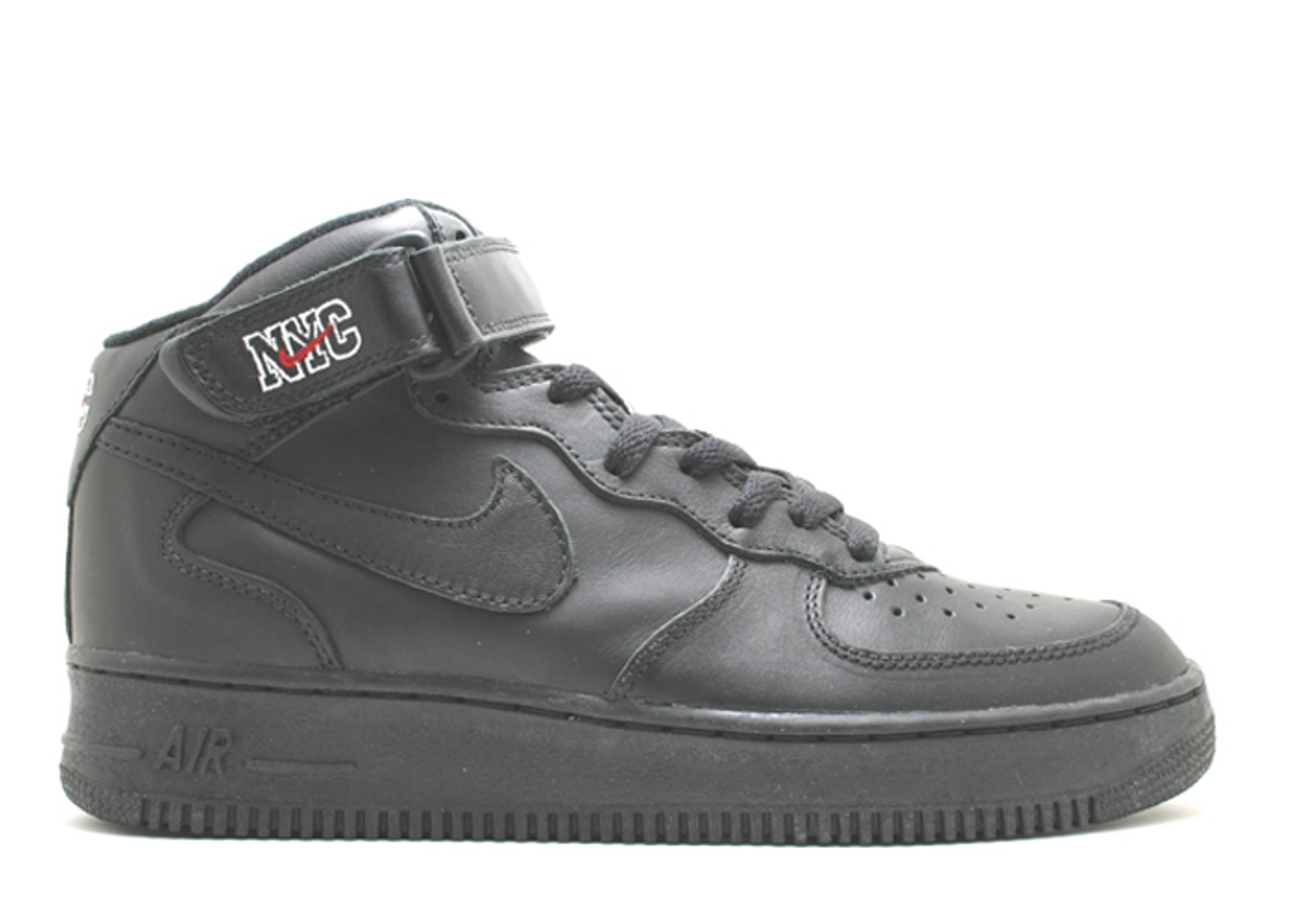 """air force 1 mid sc """"nyc"""""""