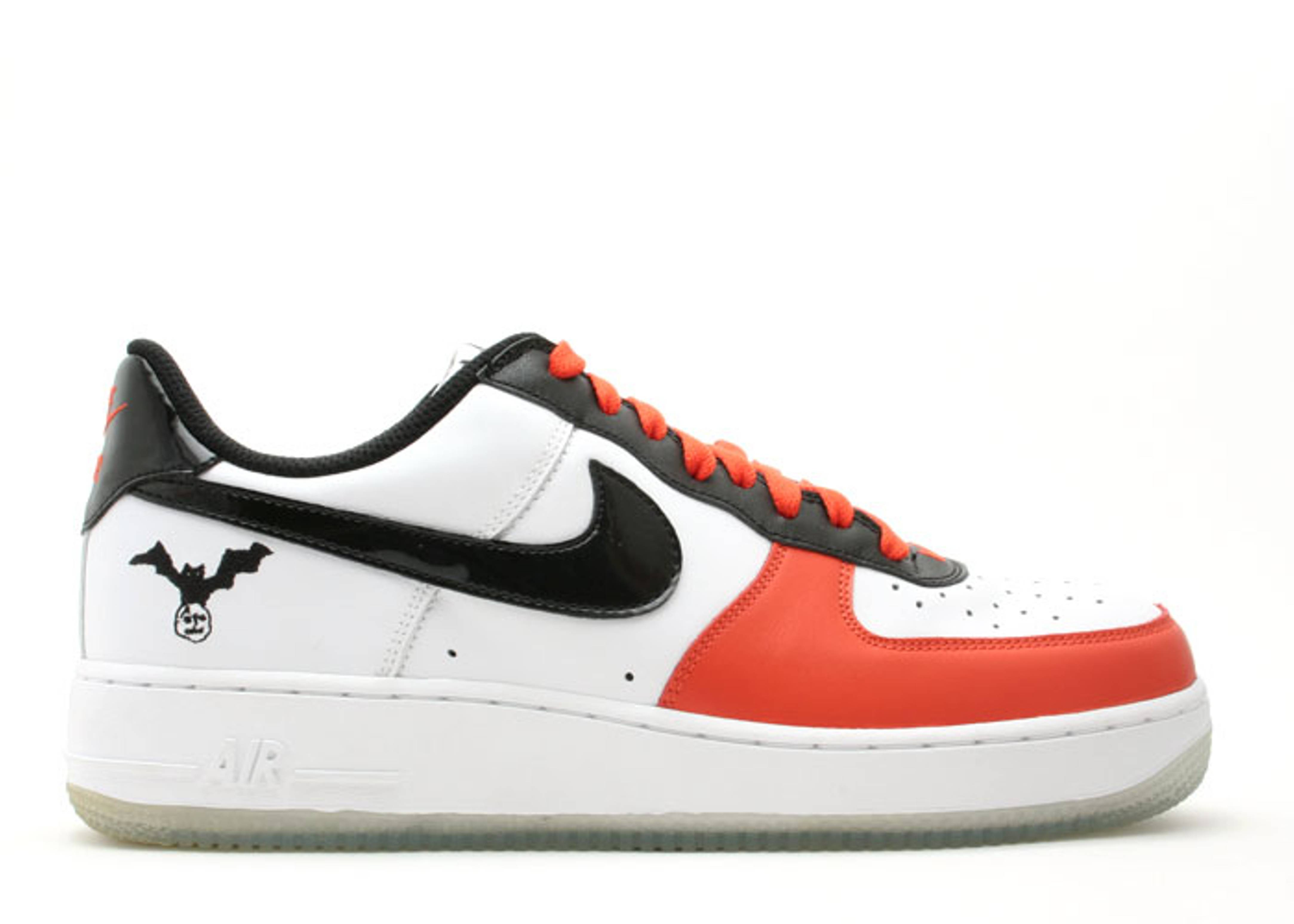 "w's air force 1 ""halloween"""
