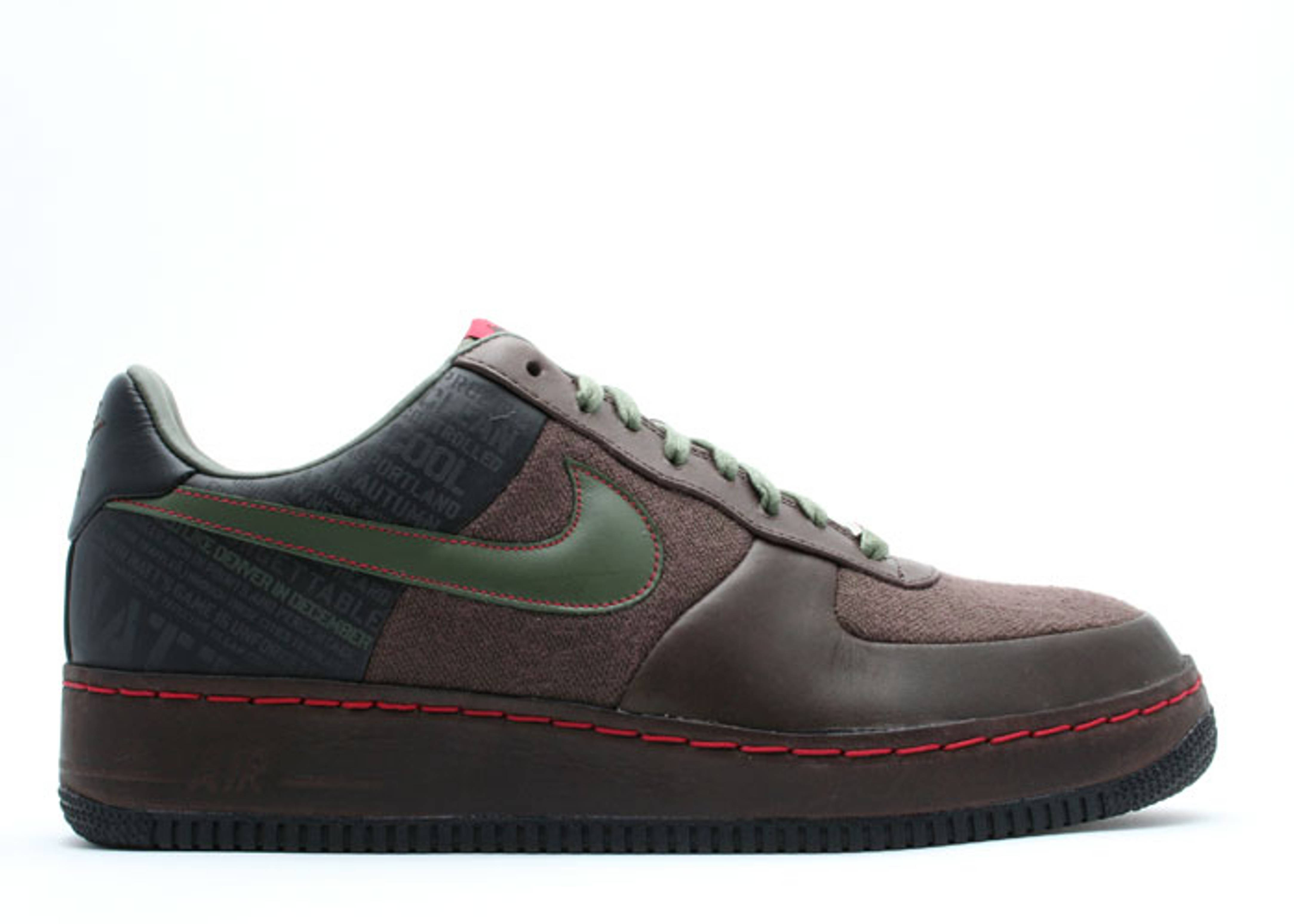 "air force 1 supreme 07 (natt) ""original six"""