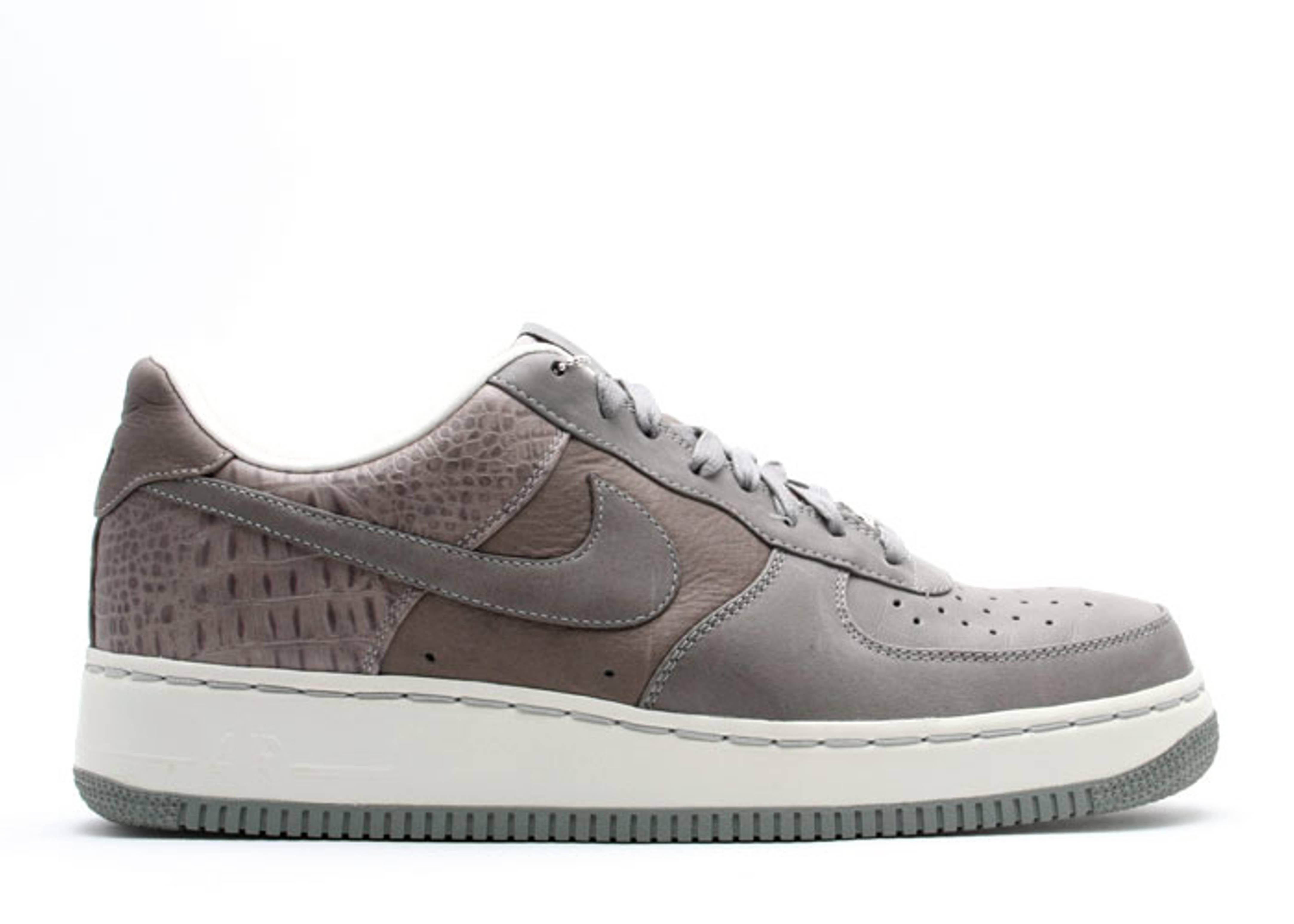 Air Force 1 Supreme 07 Qk Nike 316133 002 medium grey