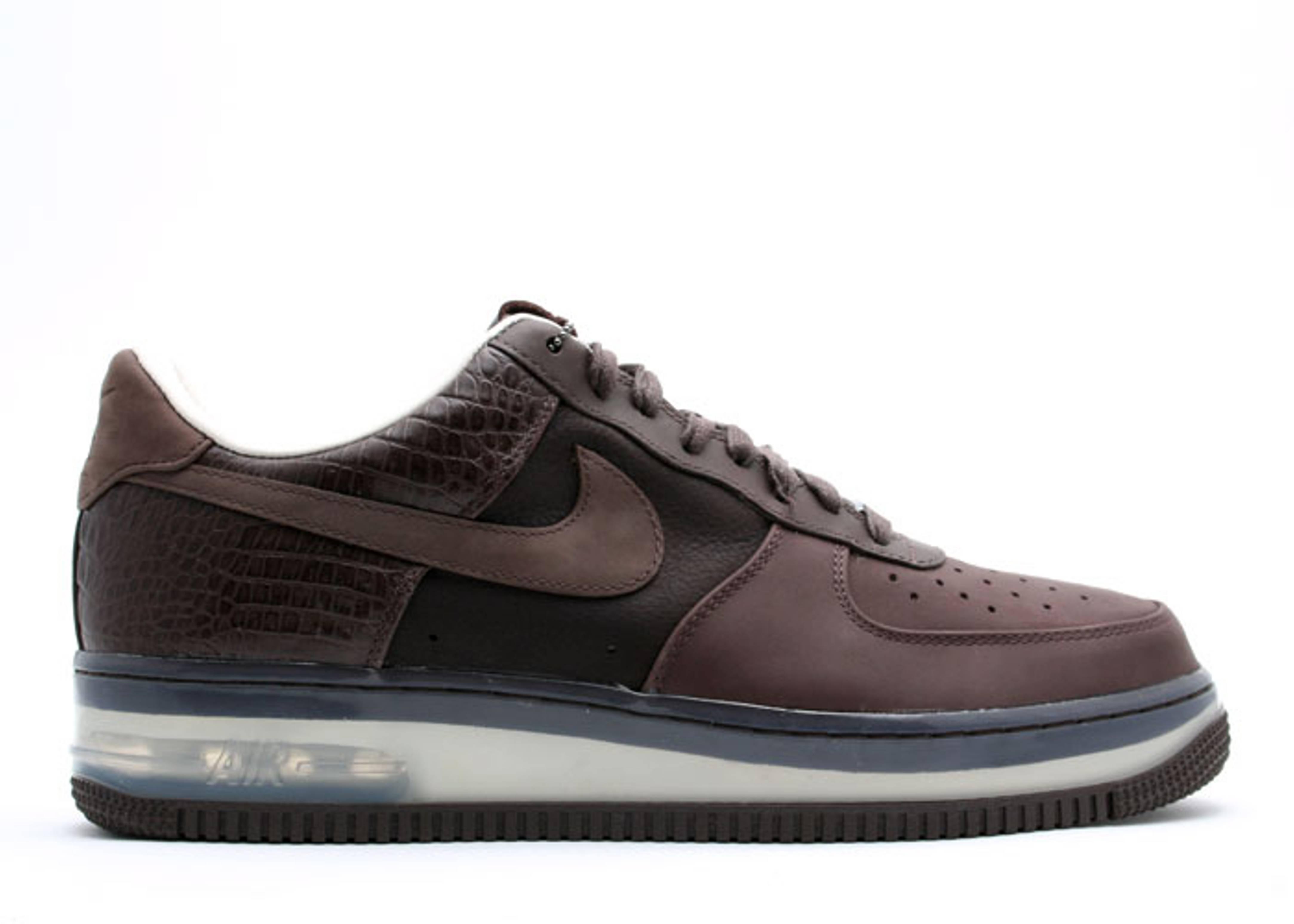 Nike Air Force 1 Brown Pride design   Nike men, Sneakers, Nike