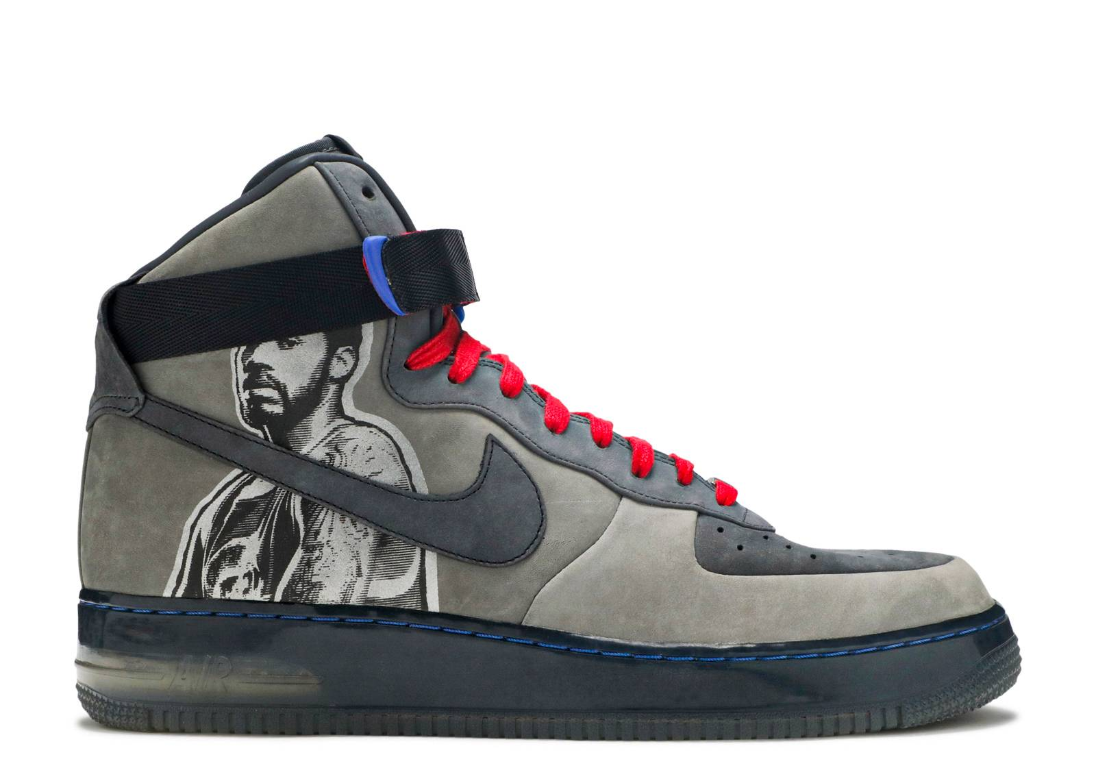 "air force 1 hi supreme 07 (rasheed) ""new six"""