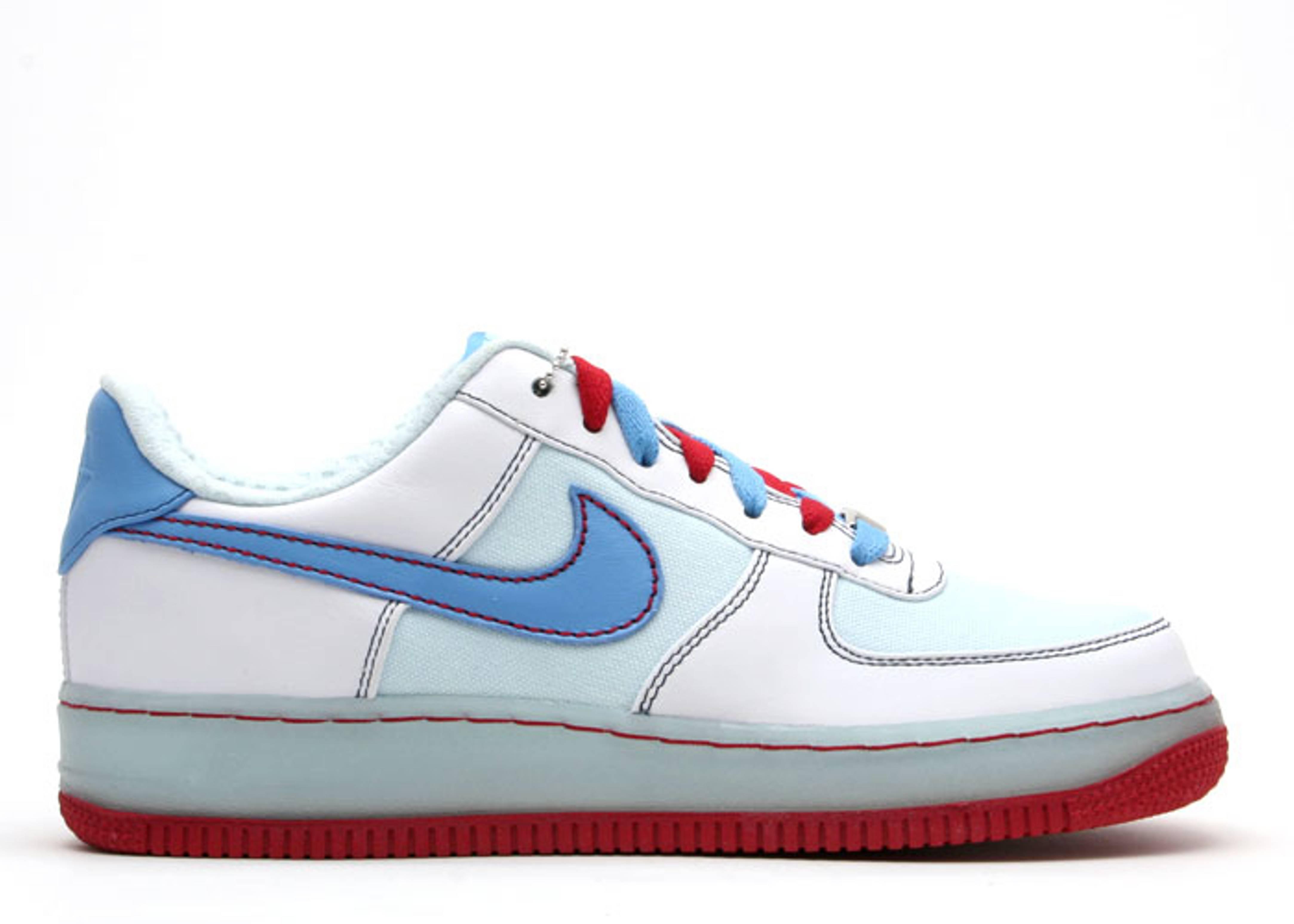 nike air force 1 glacier blue