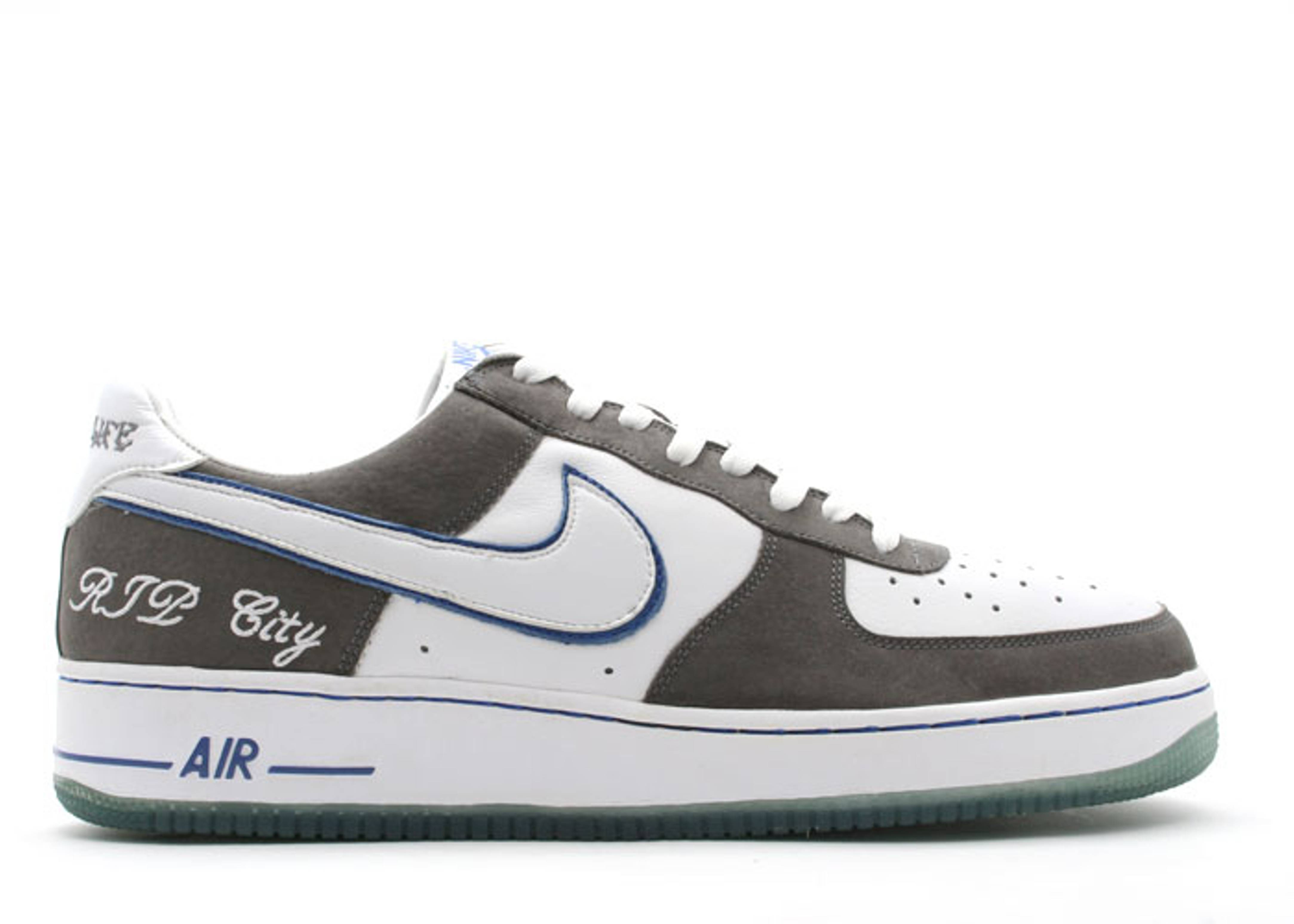 "air force 1 ""richard hamilton player exclusive"""