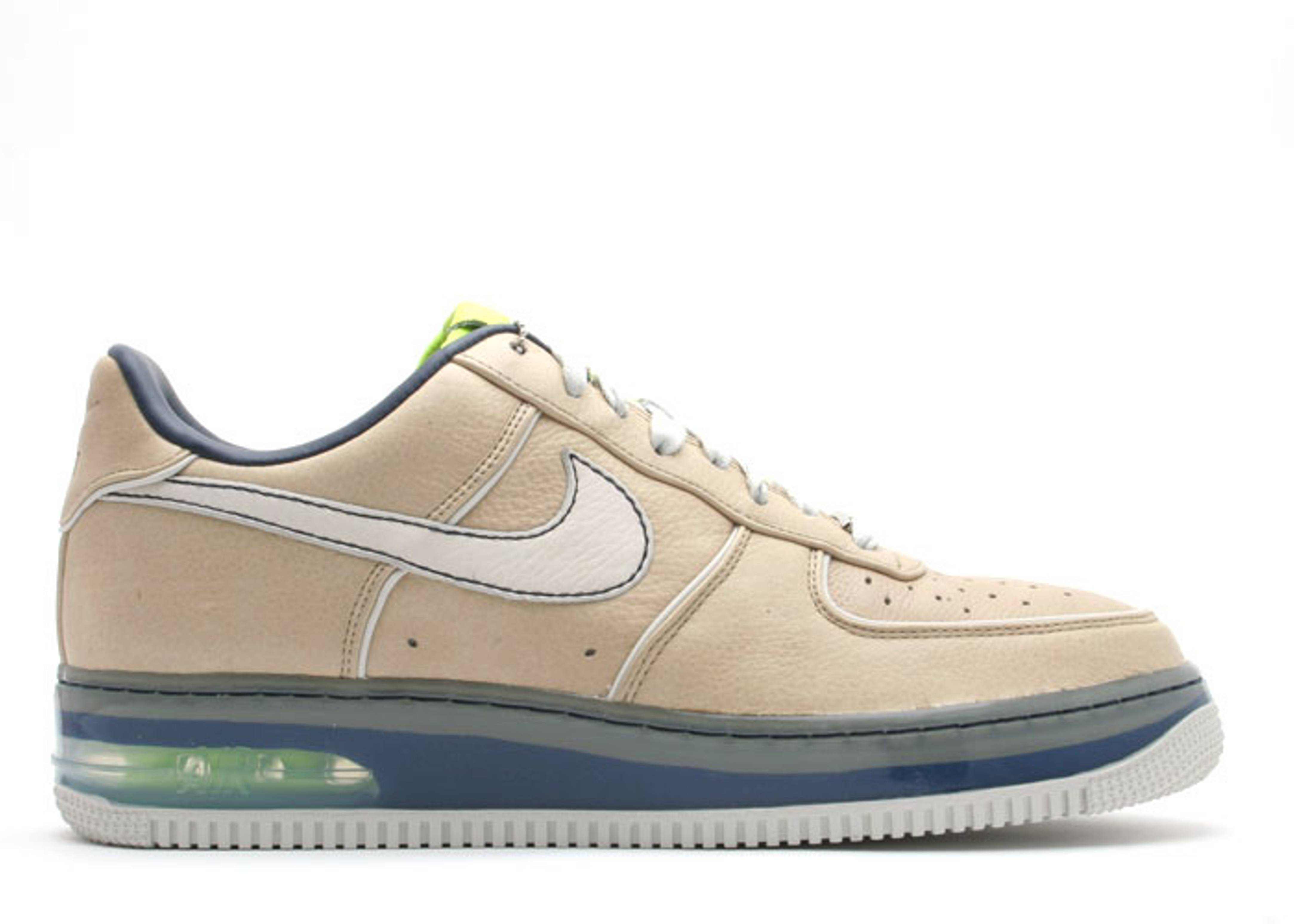 check out 5b16f 552d6 Air Force 1 Sprm Max Air 07 - Nike - 316666 201 - tweedlight bone-volt   Flight Club