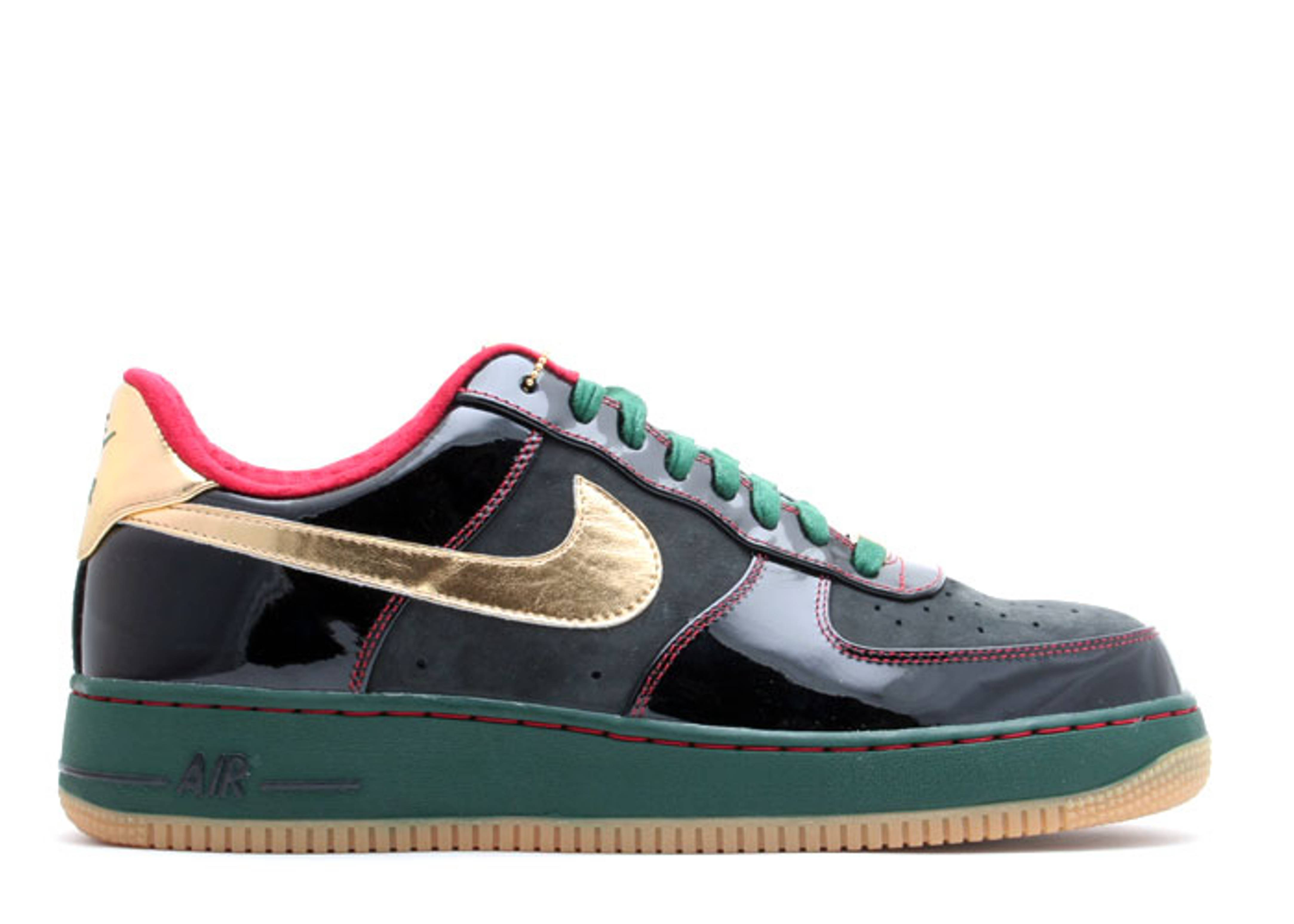 "air force 1 premium low id ""say it out loud"""