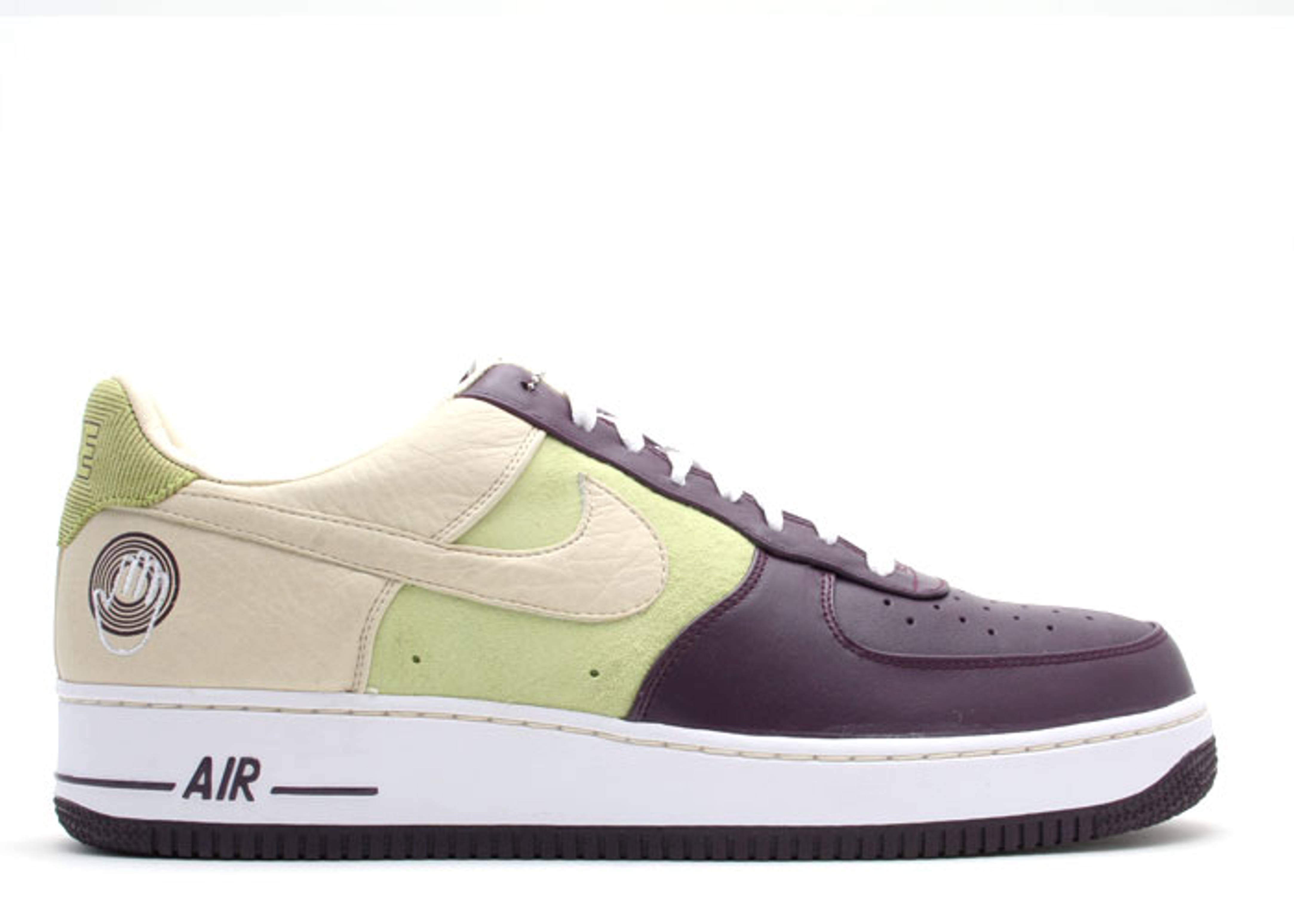 "air force 1 premium '07 ""bobbito"""