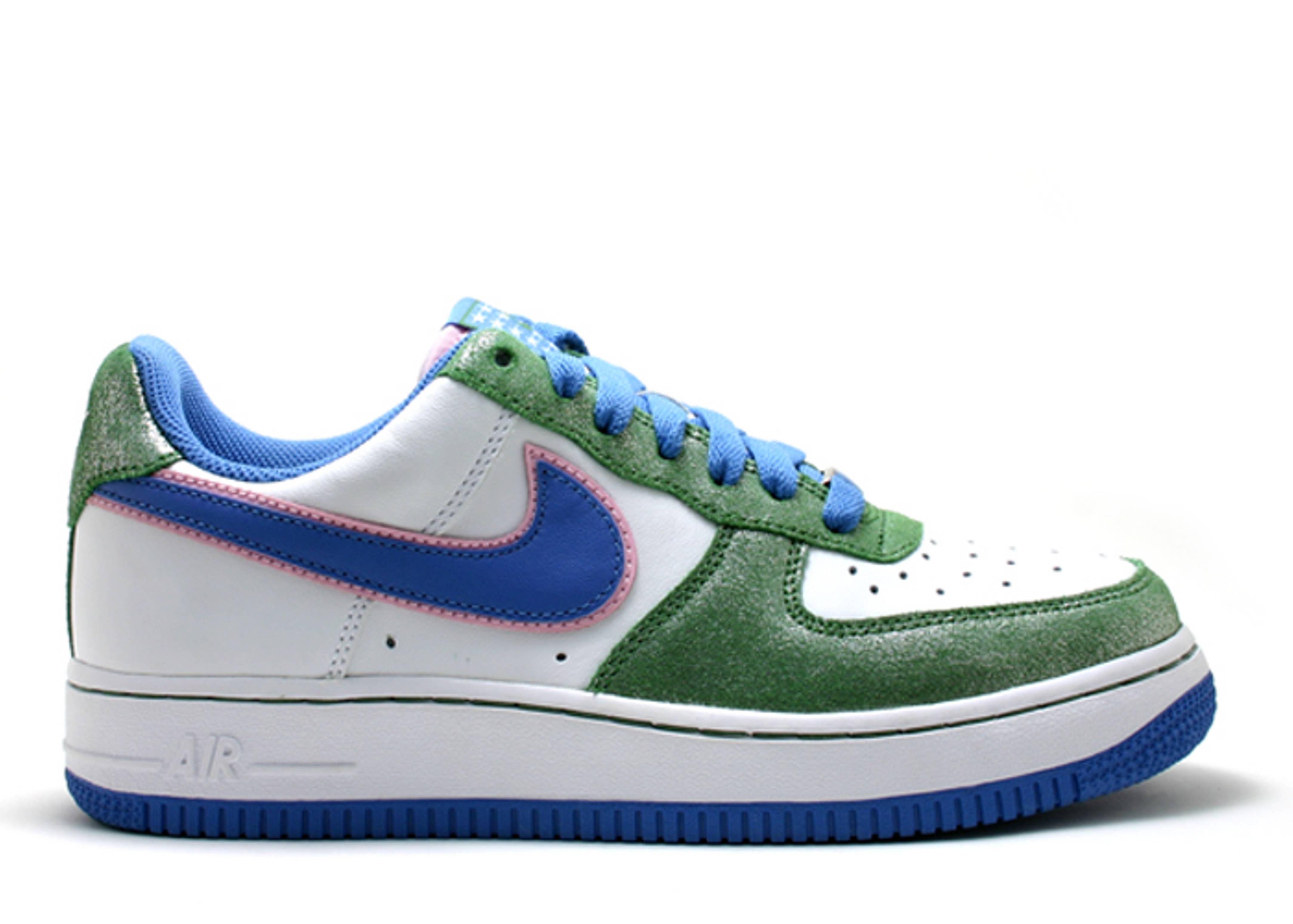 w's air force 1 07 le