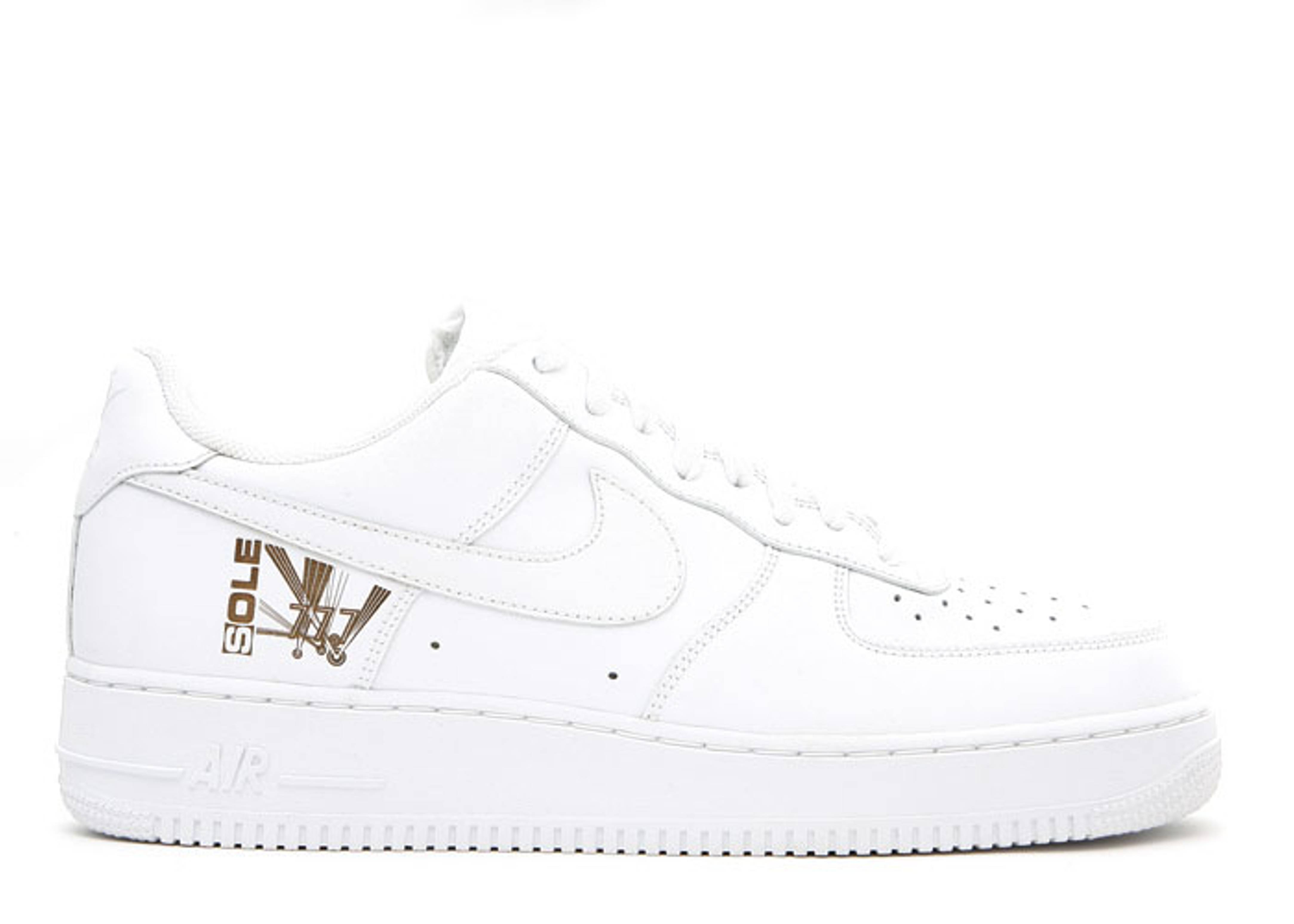 "air force 1 '07 ""sole bar"""