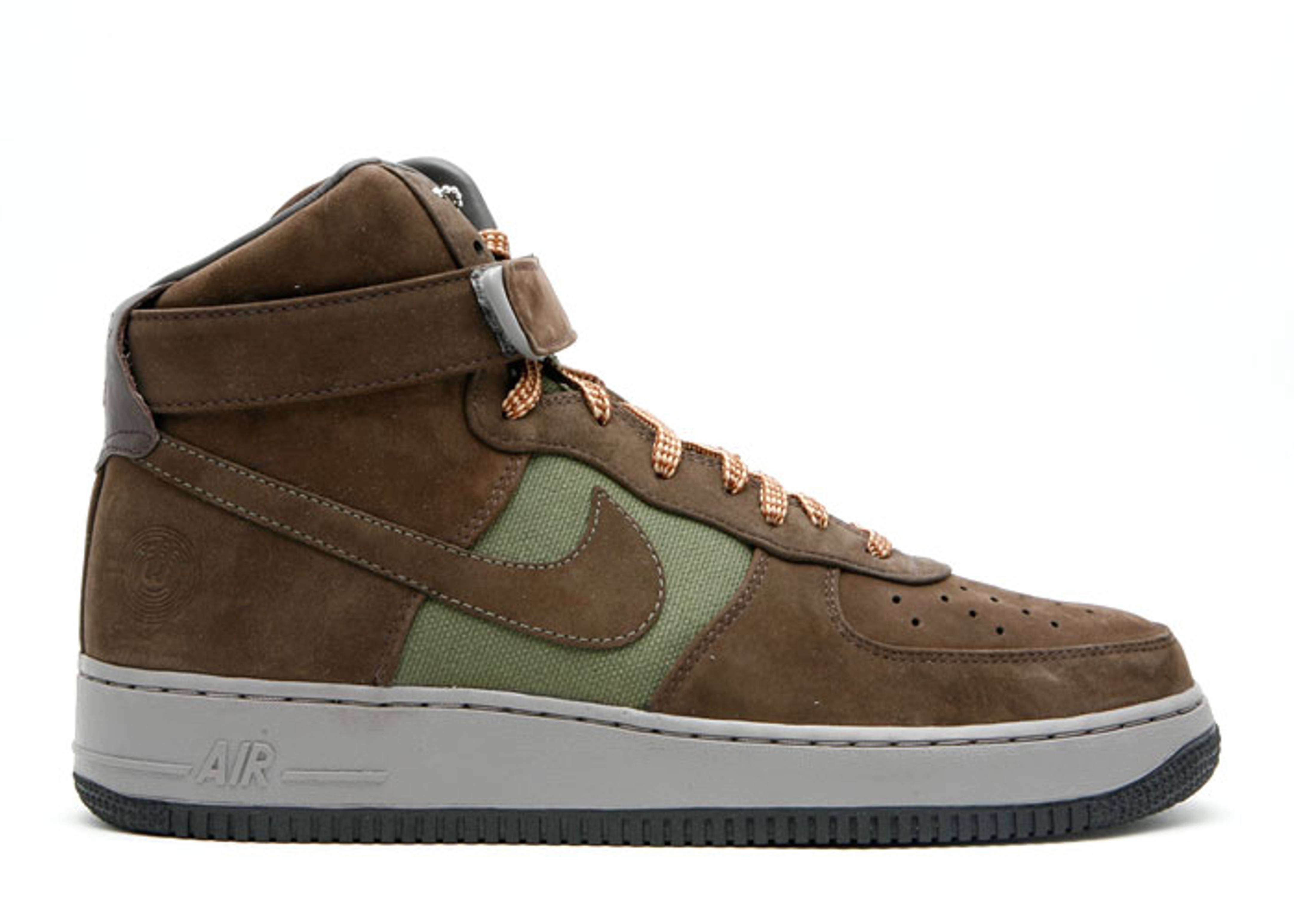 "air force 1 high premium ""bobbito"""