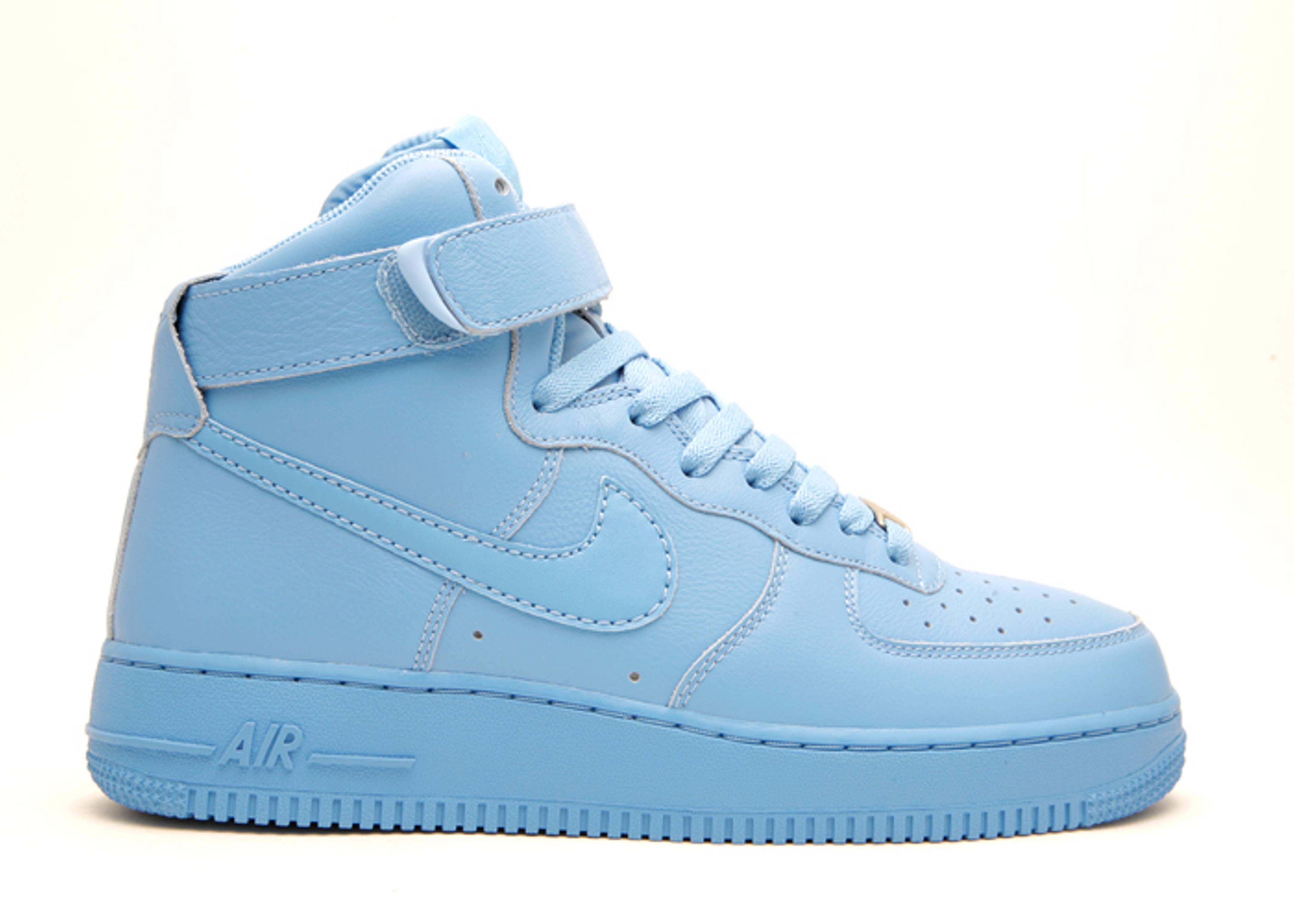 "w's air force 1 high ""color pack"""