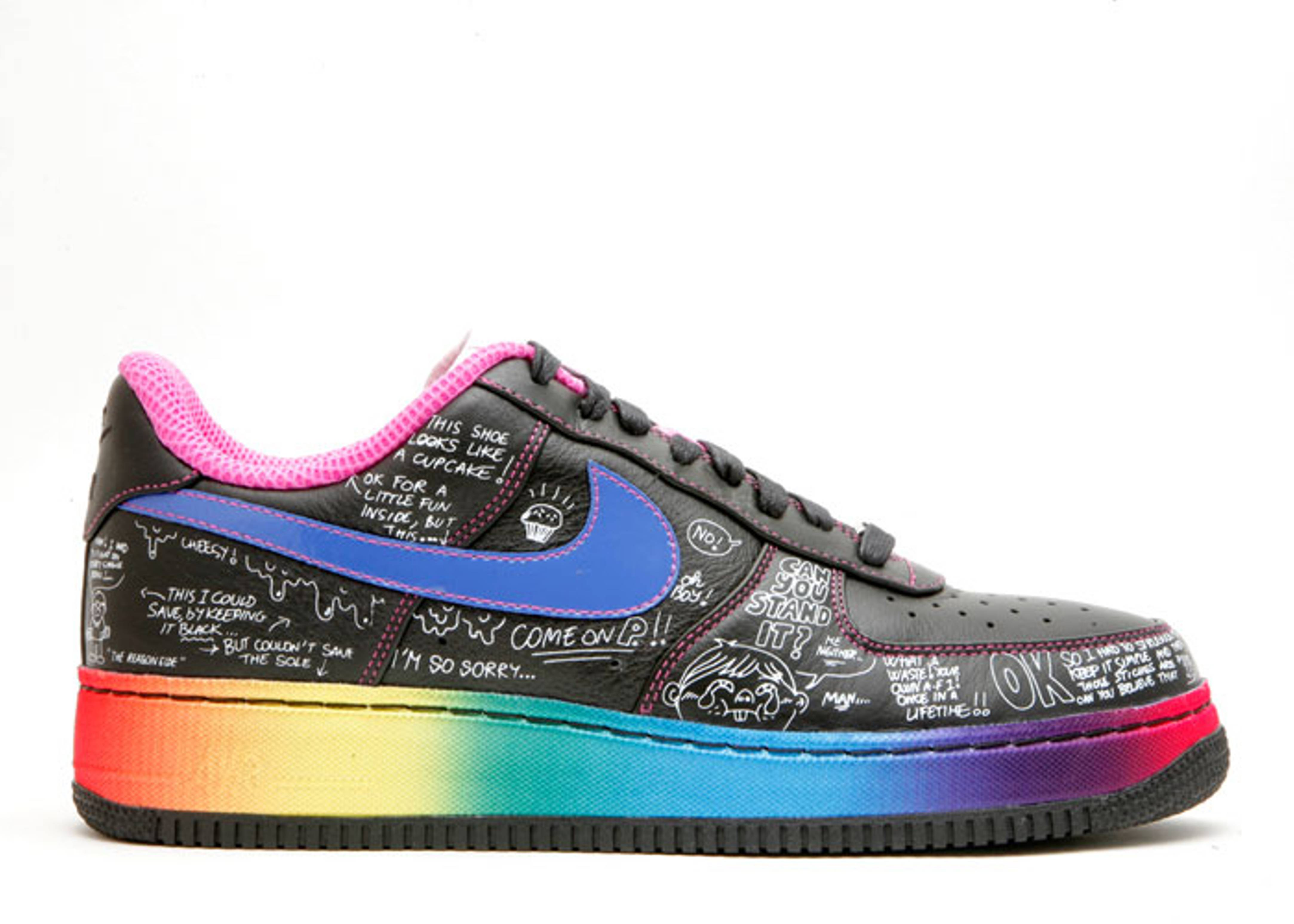 "air force 1 low supreme ""colette x busy p"""